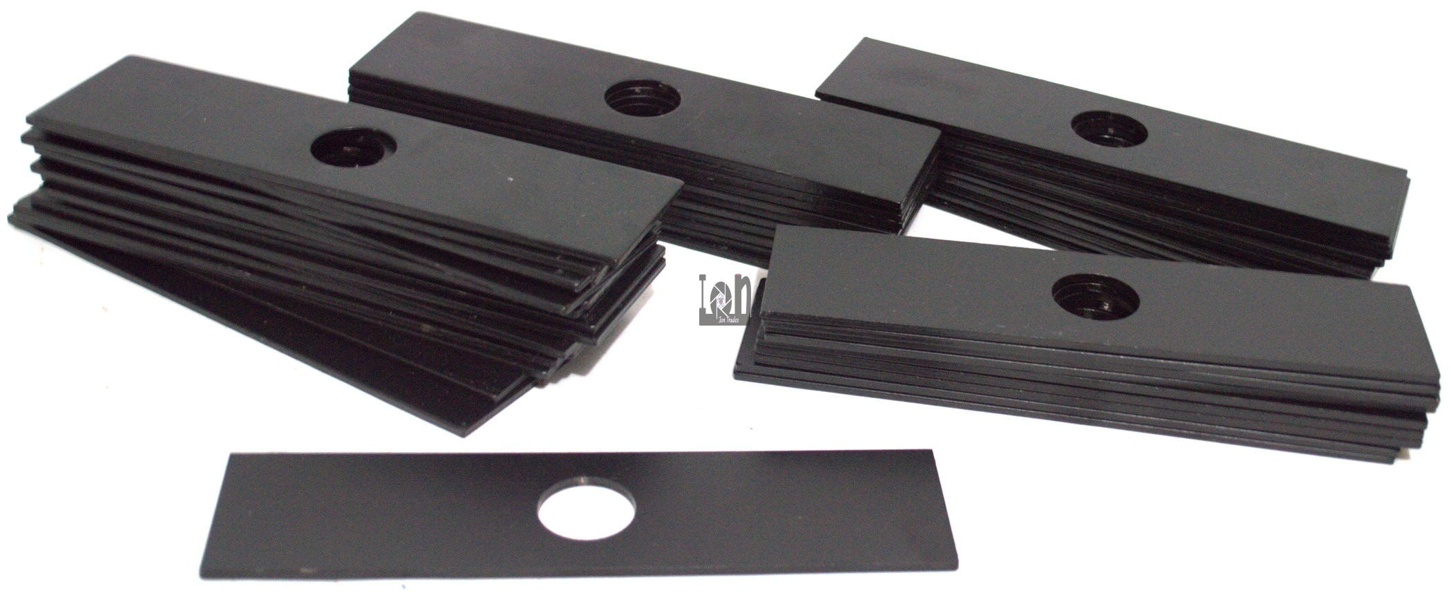 "10pk 7-3/4"" x 2"" x 1"" Bore Edger Blades 358.79649 301272 Stihl Craftsman Ryobi Parts"