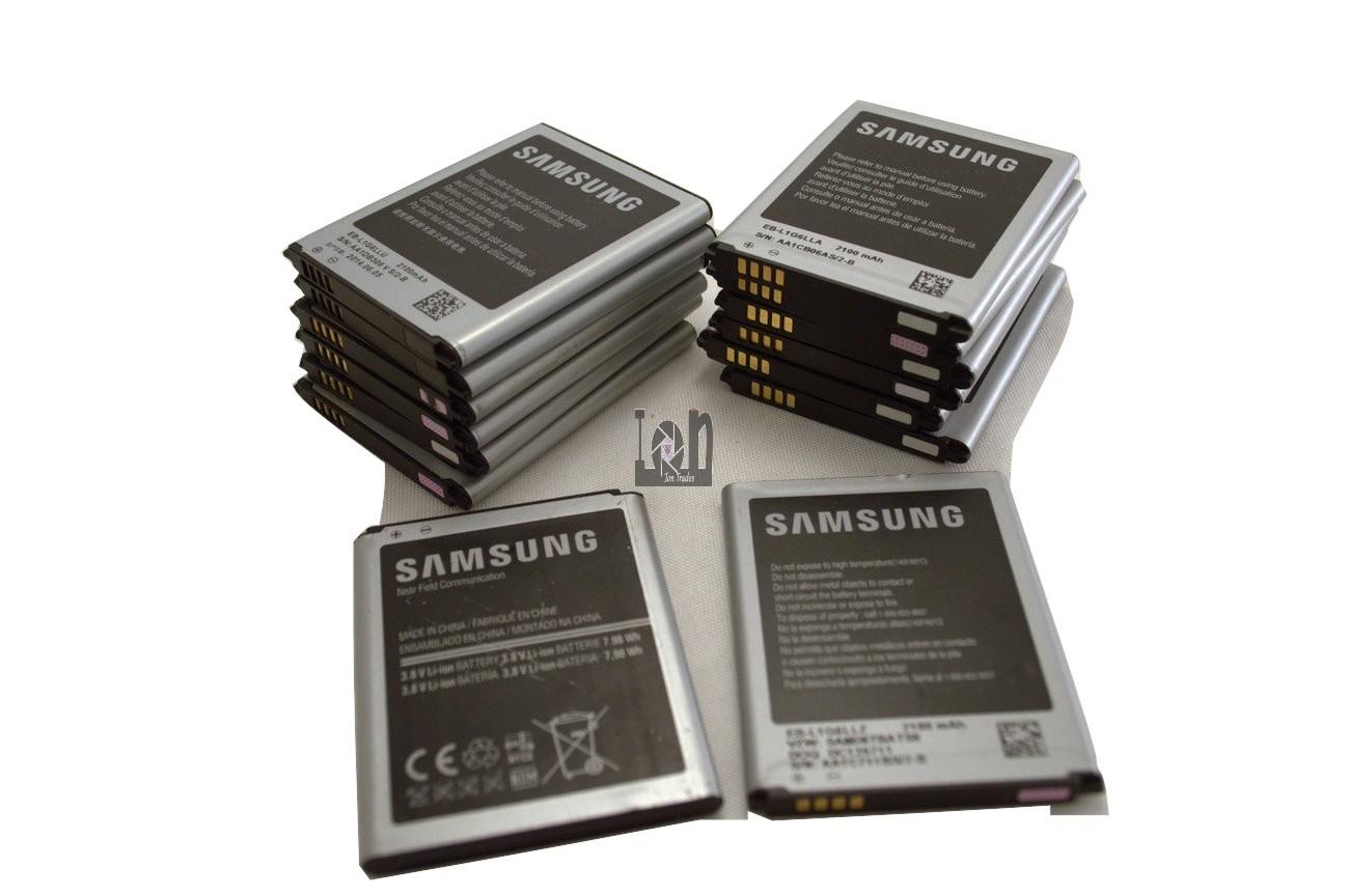 14pc Lot EB-L1G6LLA Samsung OEM Batteries 2100mAh Galaxy S3