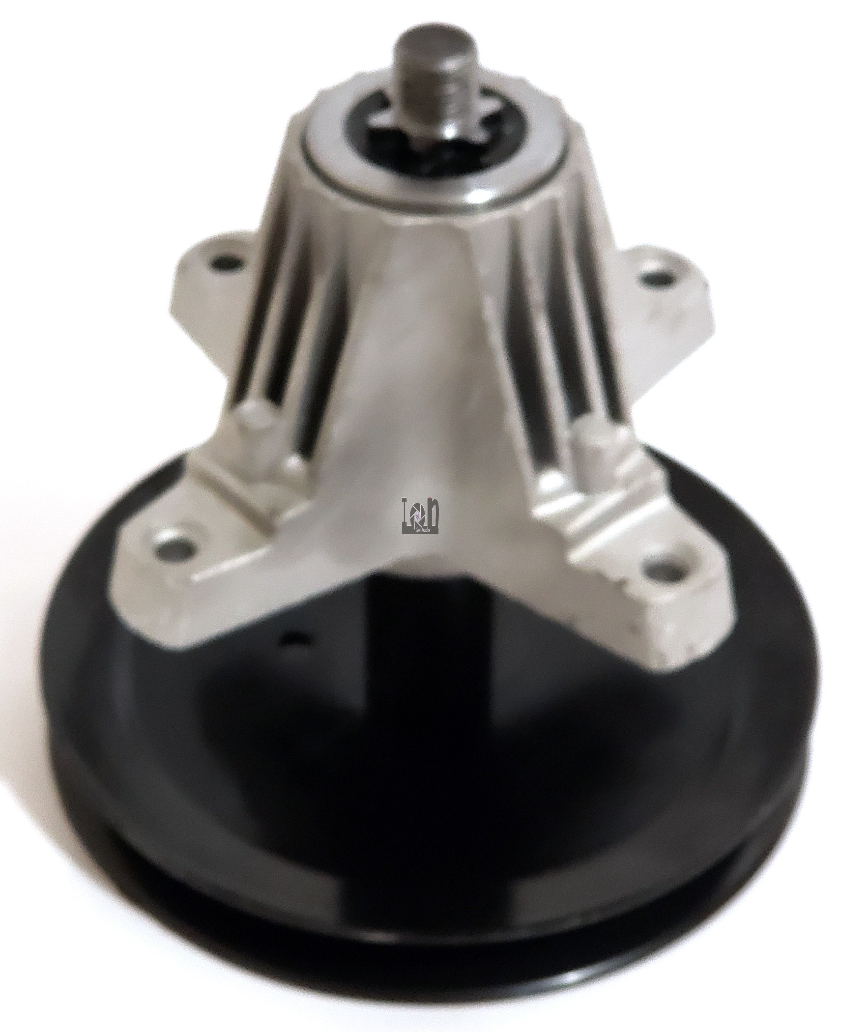2pc 918-04822A Lawnmower Deck Spindle 6pt Star for MTD Troy Bilt Mowers