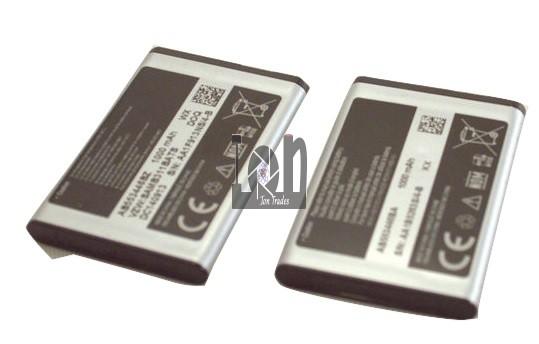 2pc Lot Samsung AB553446BA Batteries 1000mAh Rugby D407