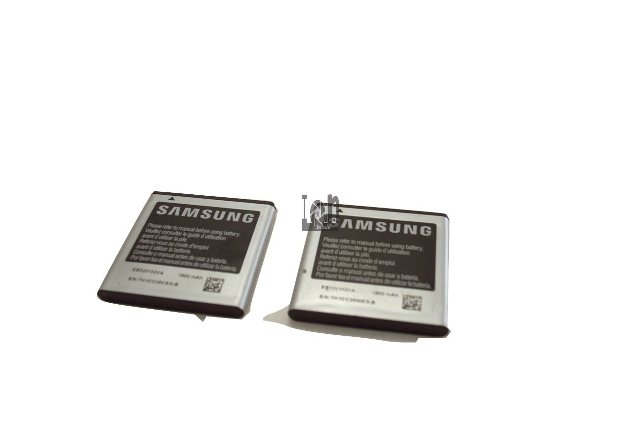 2pc Samsung EB625152VA Batteries 1800mAh Galaxy S2 Epic 4G