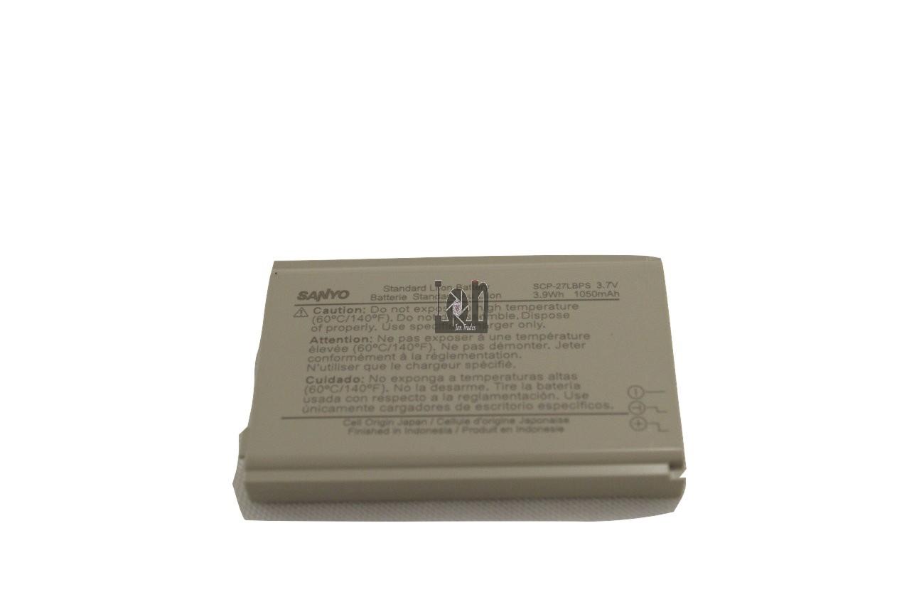 2pc Sanyo SCP-27LBPS Battery 1050mAh TAHO OEM PRO-700