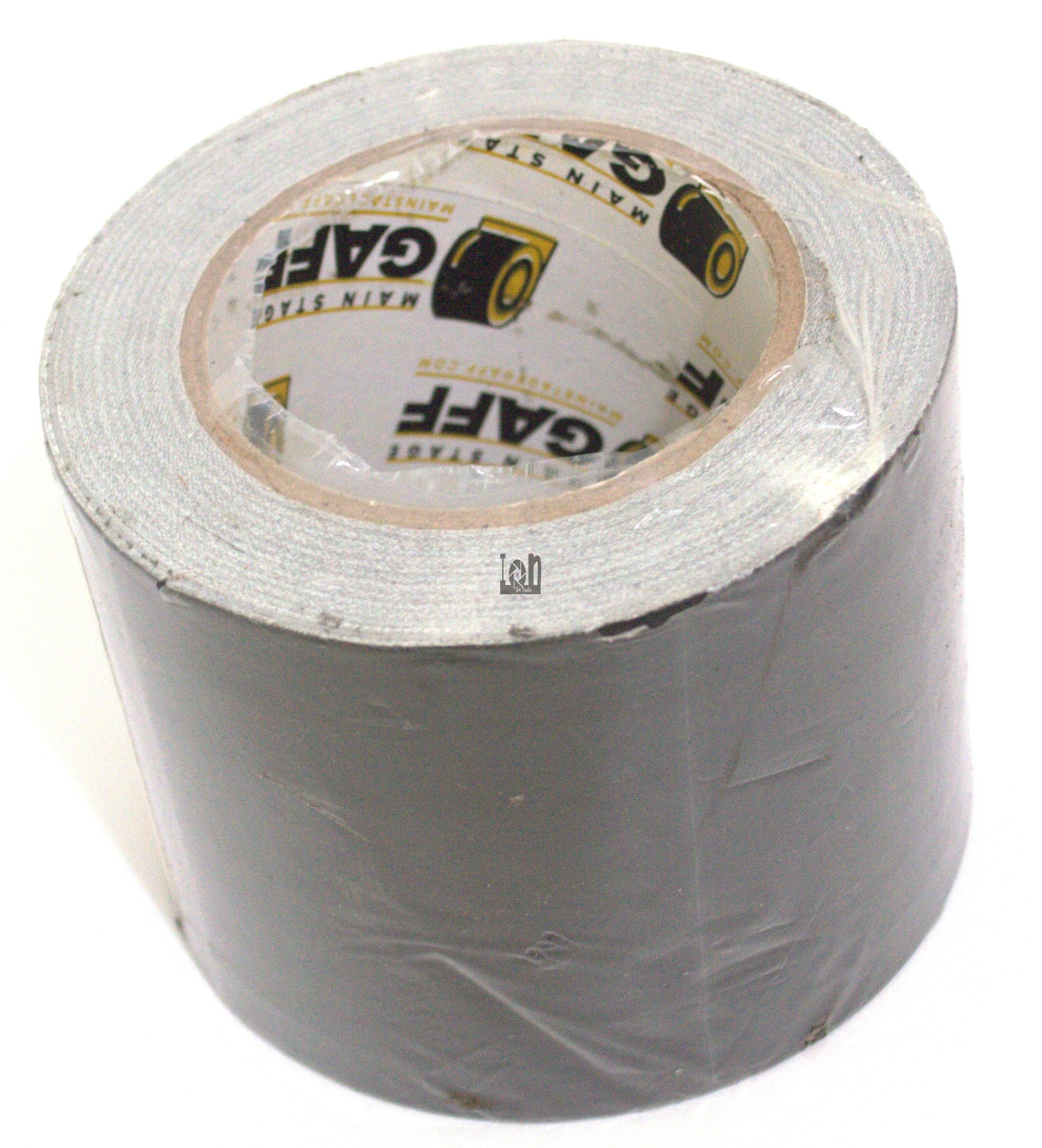 4-inch by 30 yards Gaffers Tape Main Stage Gaff Tape Roll