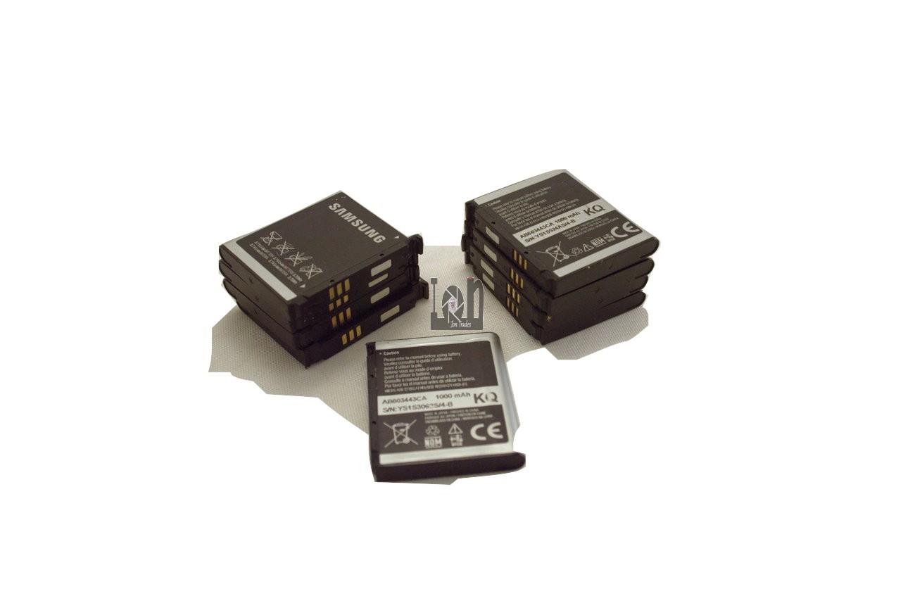 9pc Lot Samsung AB603443CA Batteries Gravity 2 INSTINCT A727