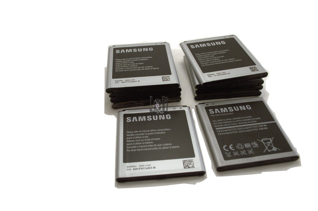 9pc Lot Samsung B800BU Batteries Galaxy Note 3 N9000