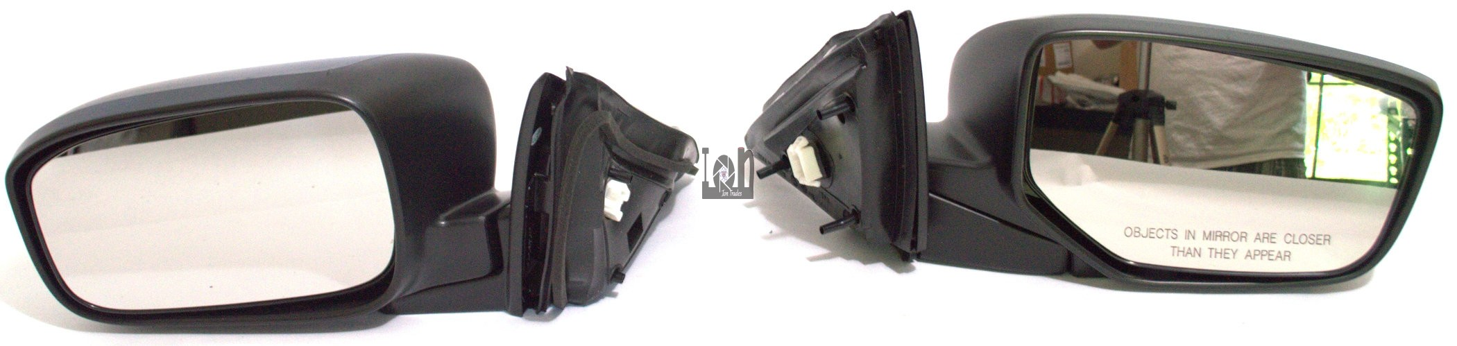 Aftermarket Honda Accord Side Mirrors 2008 2009 2010 2011 Heated