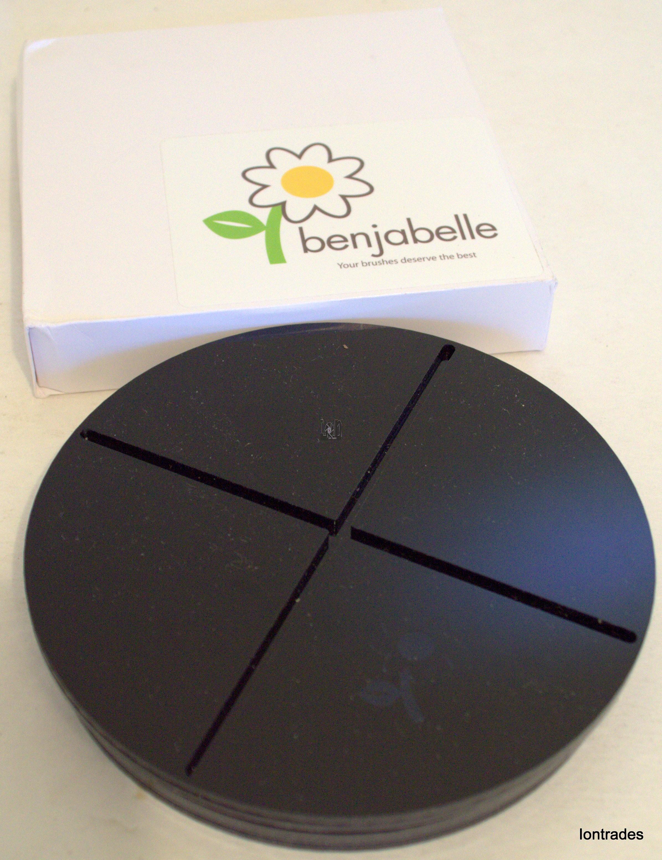 BenjaBelle Black Spinner Base for Brush Trees