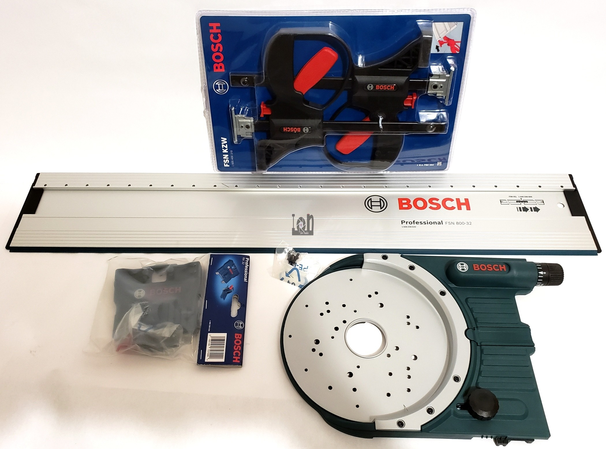 Bosch FSN OFA 32 KIT 800 Router Guiderail Woodworking Furniture Carpentry