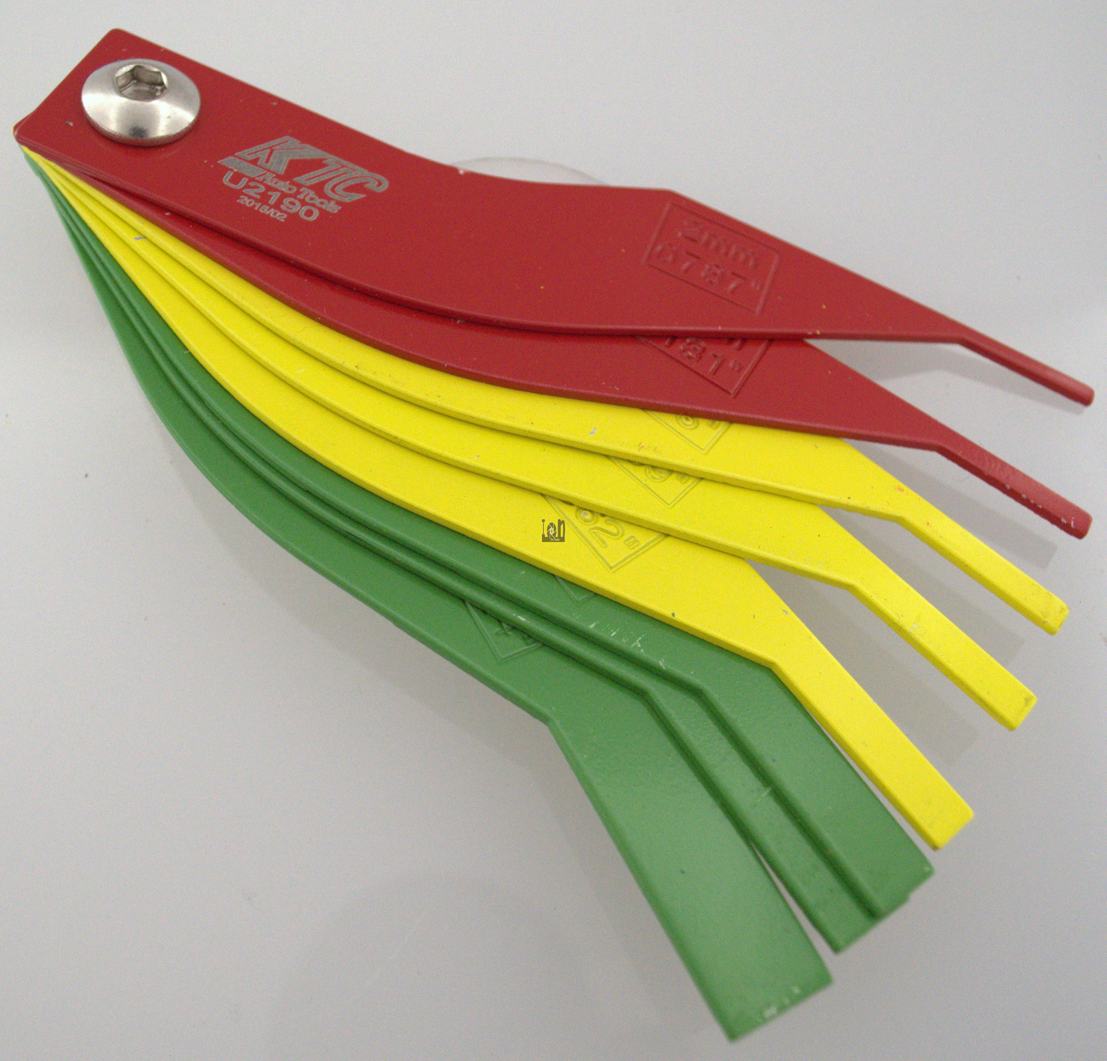 Brake Pad Feeler Gauge U2190 KTC Tools Measuring