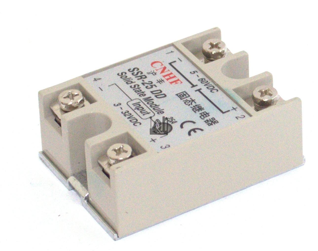 CNHF SSR-25 DD Solid State Module Relay
