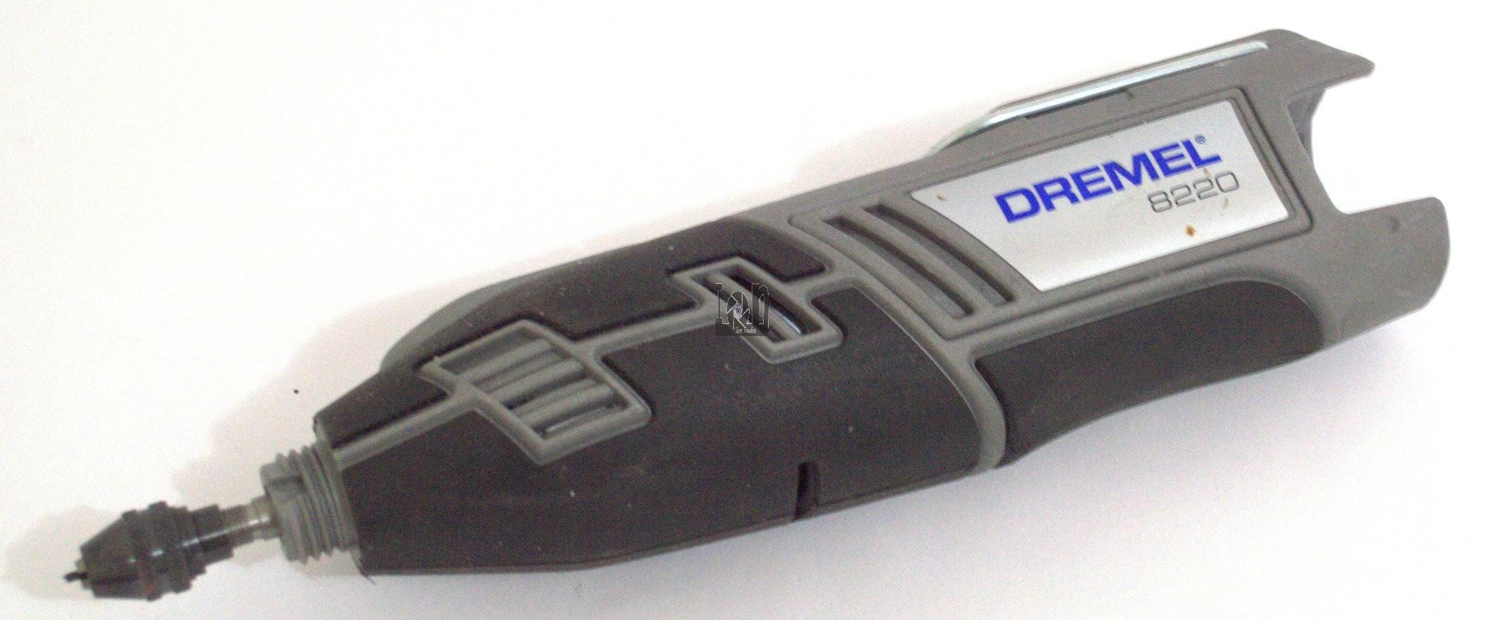 Dremel Tool 12V Rotary Tool 8220 Bare Tool Only Cordless