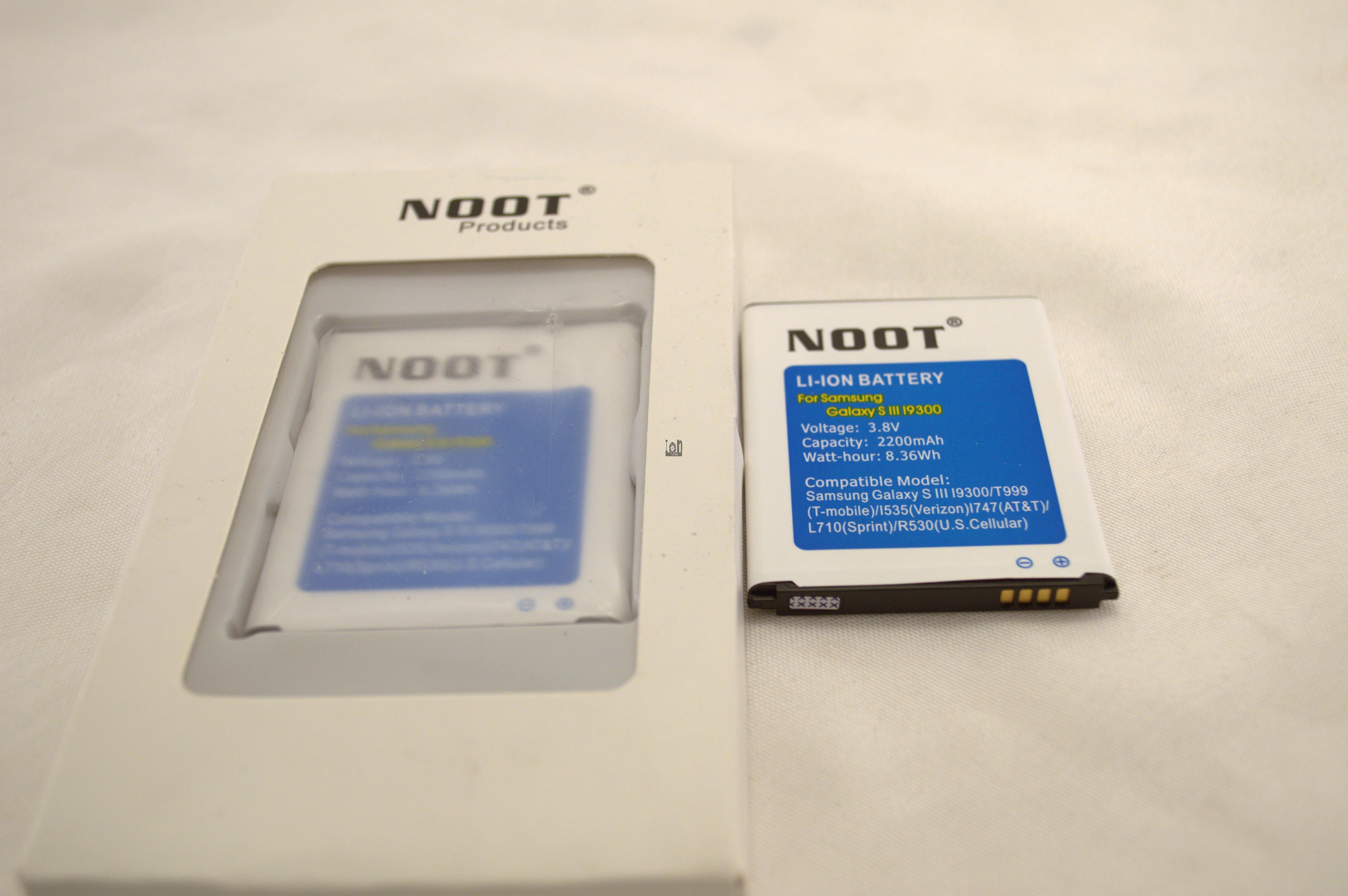 Noot Battery