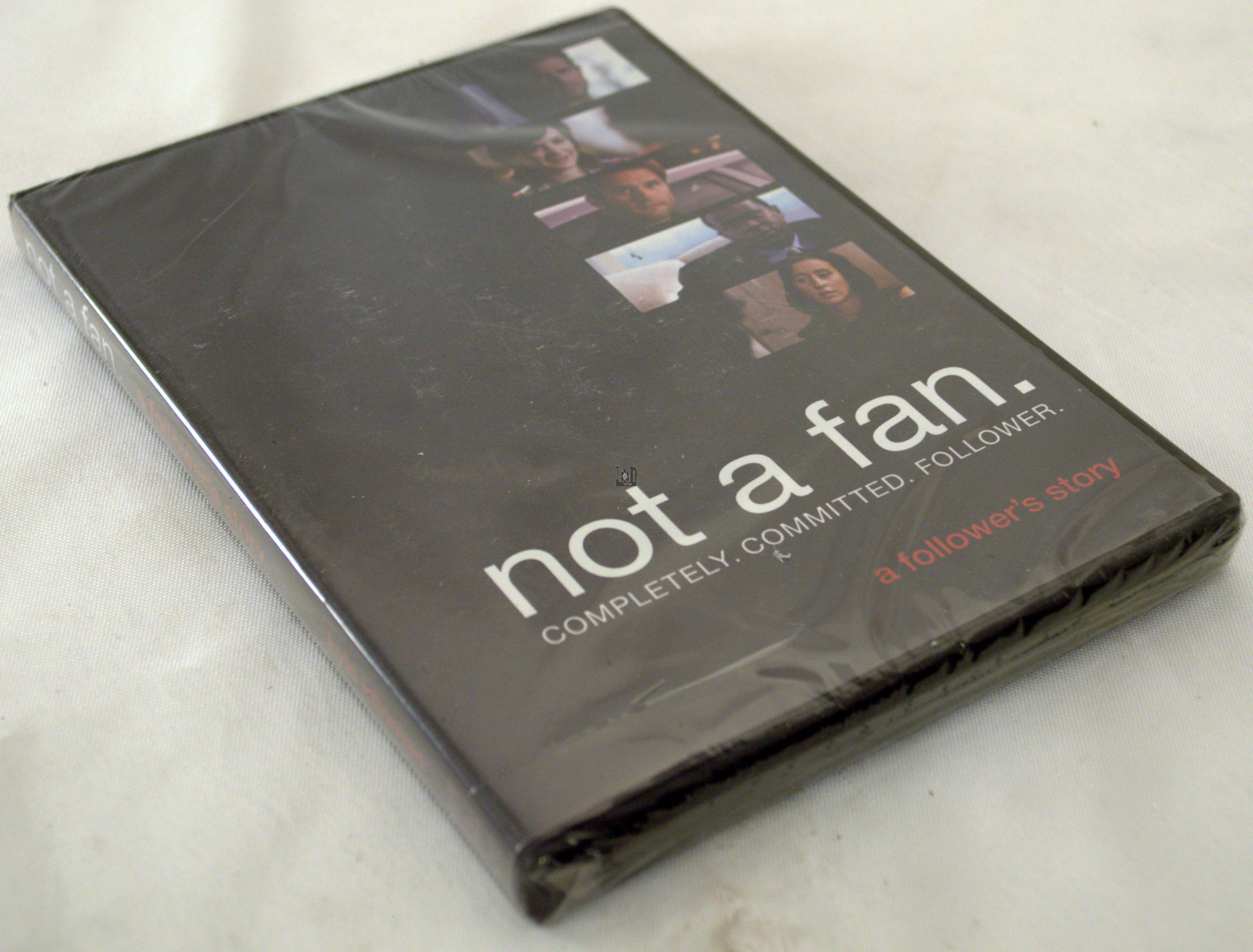 DVD Not a Fan a Followers Story