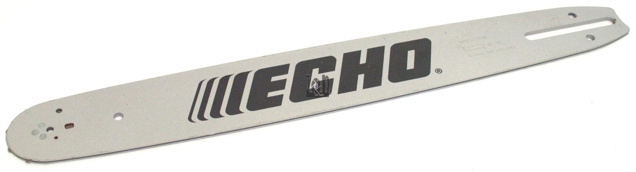 """Echo 16"""" Chainsaw Guide Bag 16A0ES3757 Parts .050 57DL 3/8LP"""