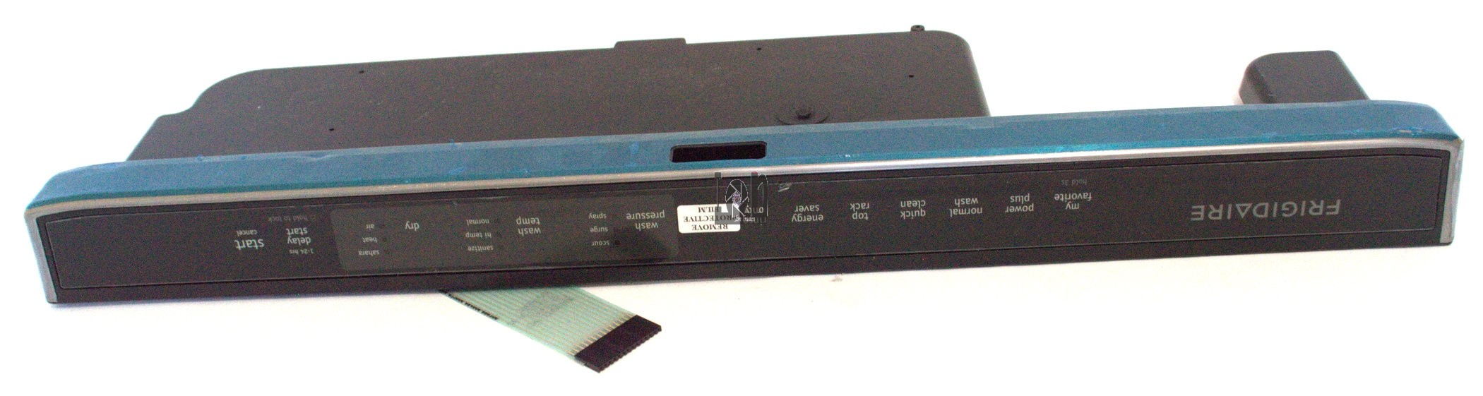 Frigidaire Dishwasher Touchpad and Control Panel 5304496526