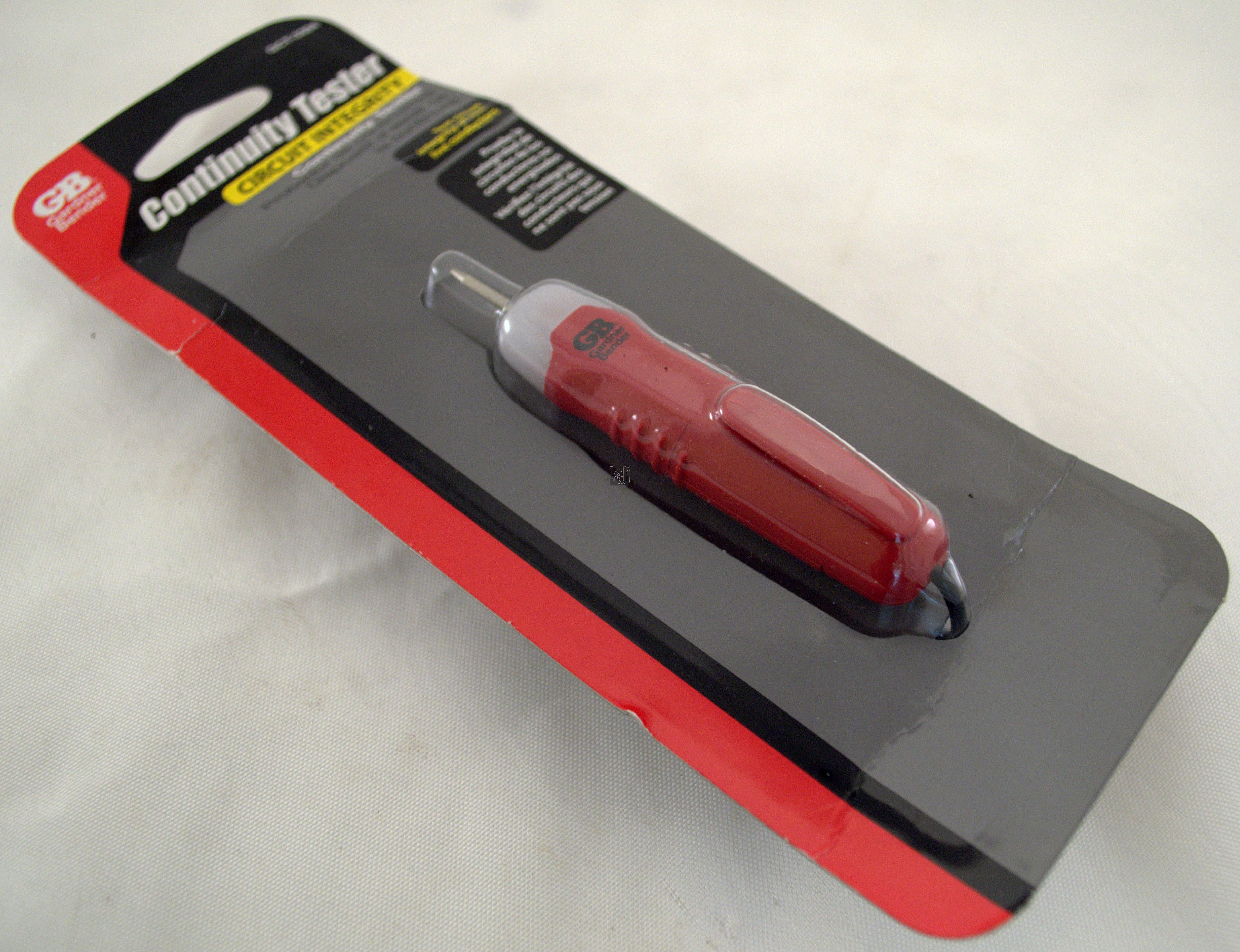 Gardner Bender GCT-3304 Continuity Tester Electrical Tools