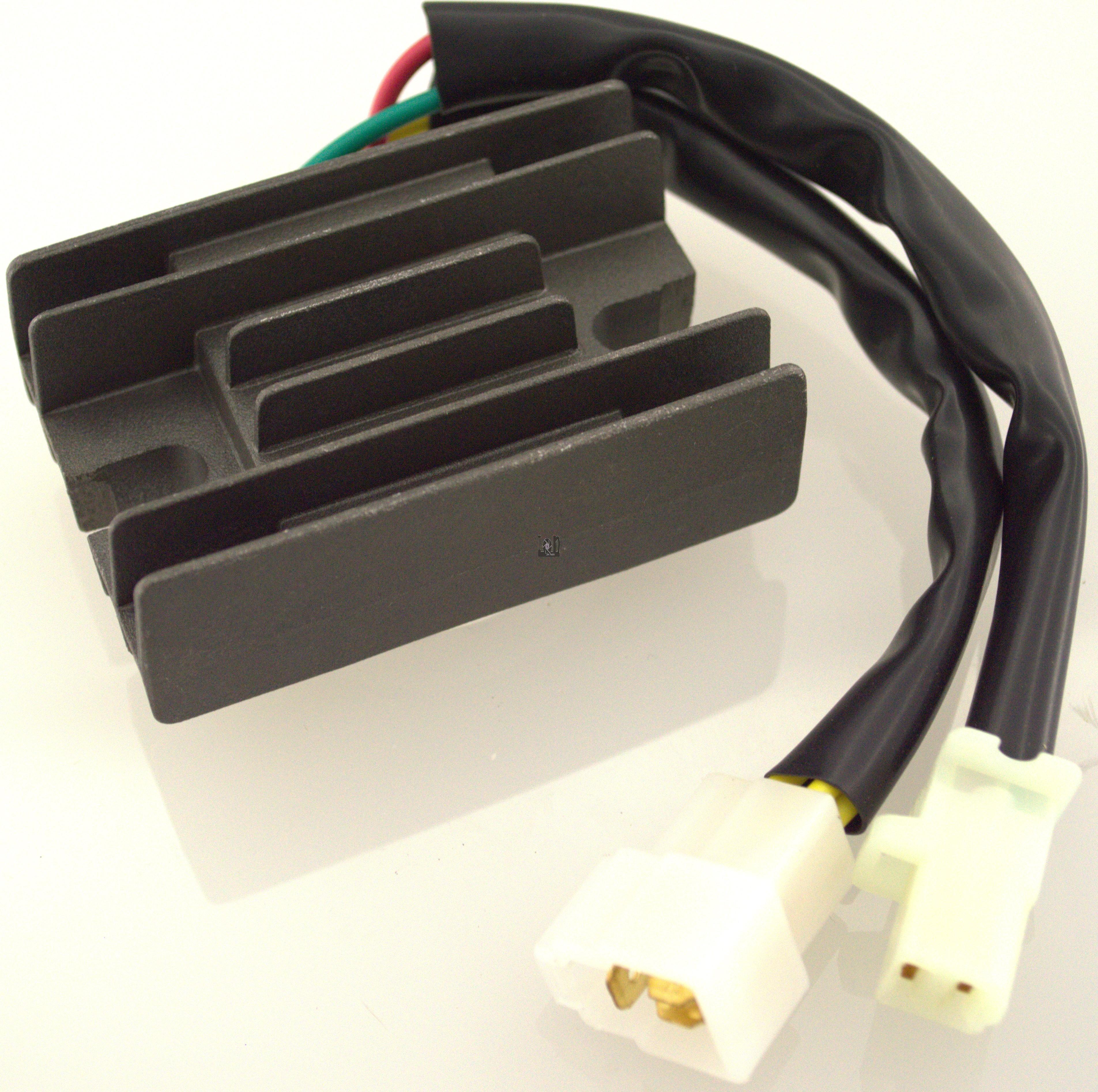 GN125 Voltage Regulator Rectifier 125cc 250cc Suzuki 5-Wire GN250