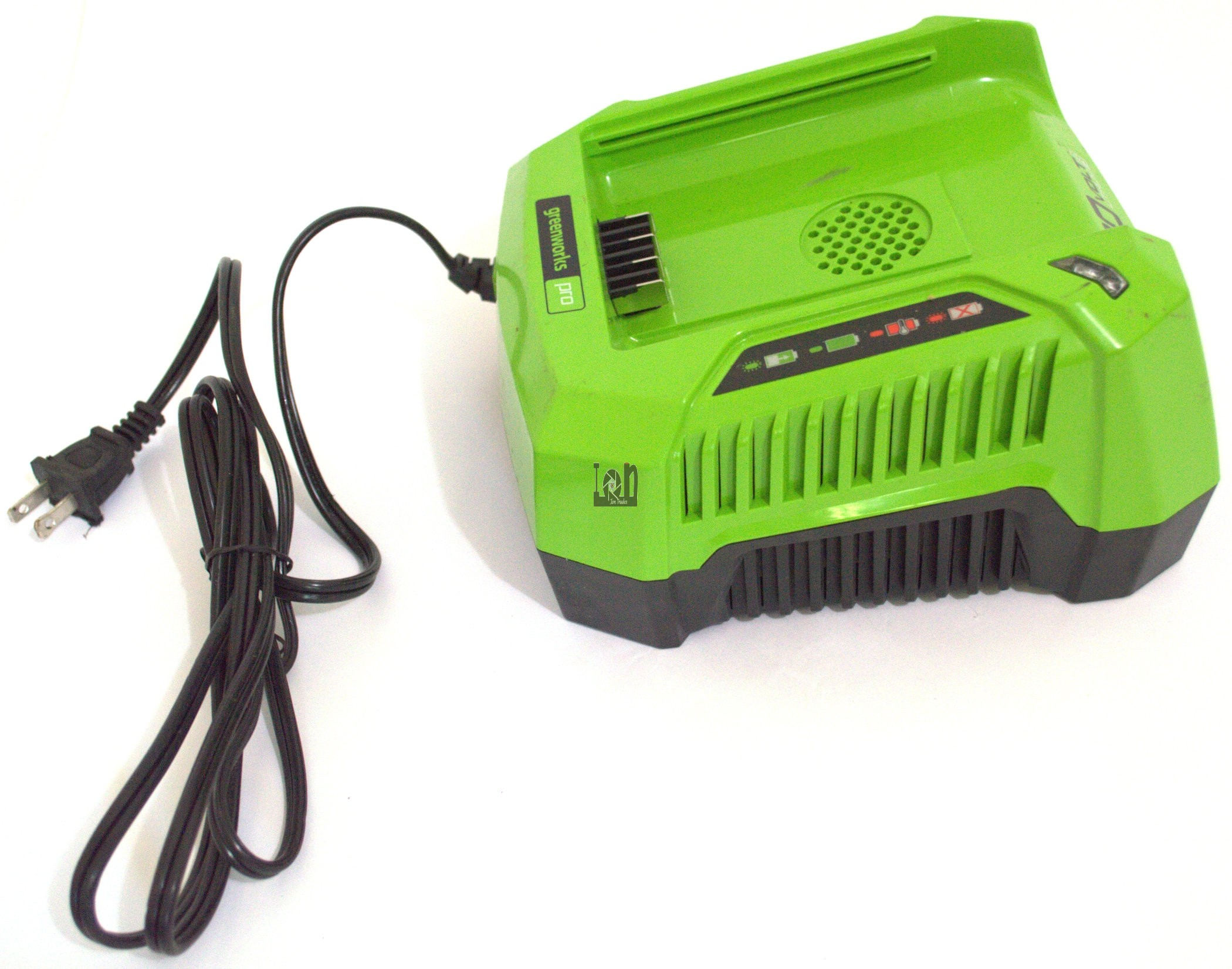 Greenworks 2901402 80V Lithium Max Battery Charger