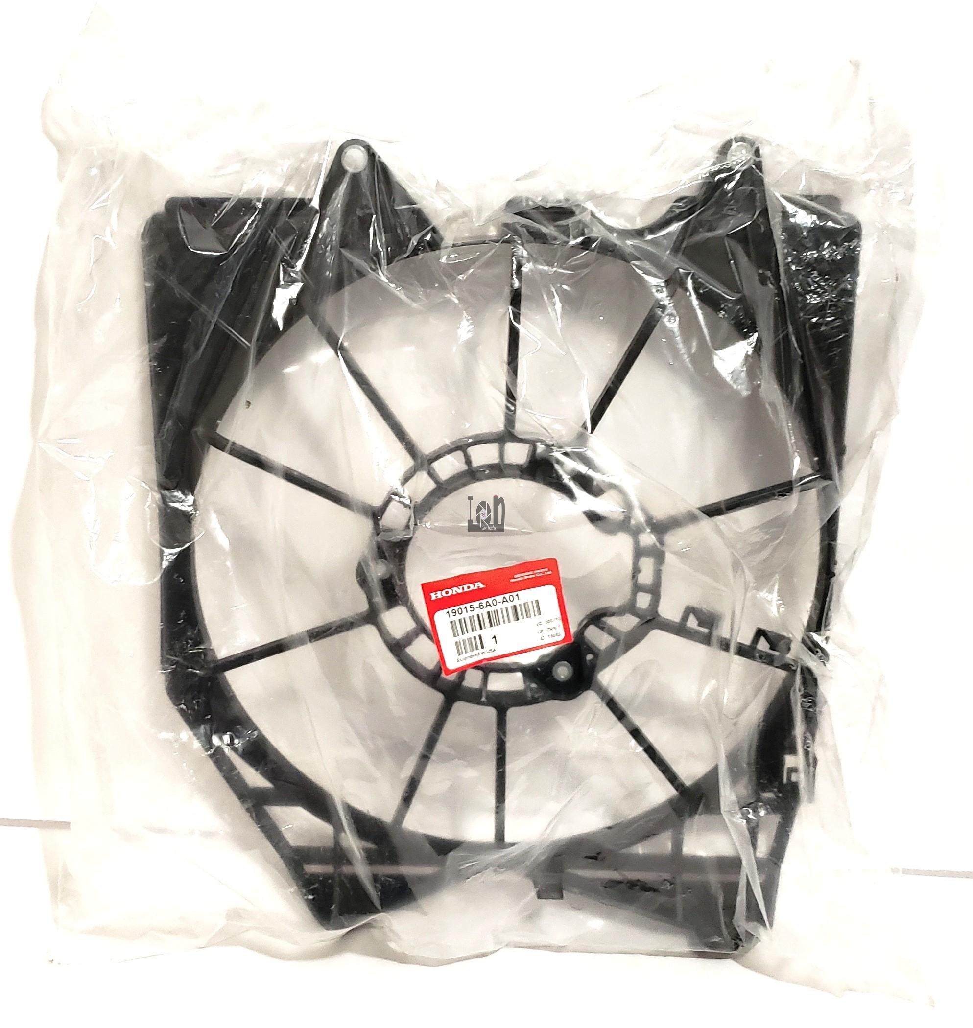 Honda Accord Shroud Radiator Cowling  Shroud 19015-6A0-A01 OEM 2018 2019 Parts
