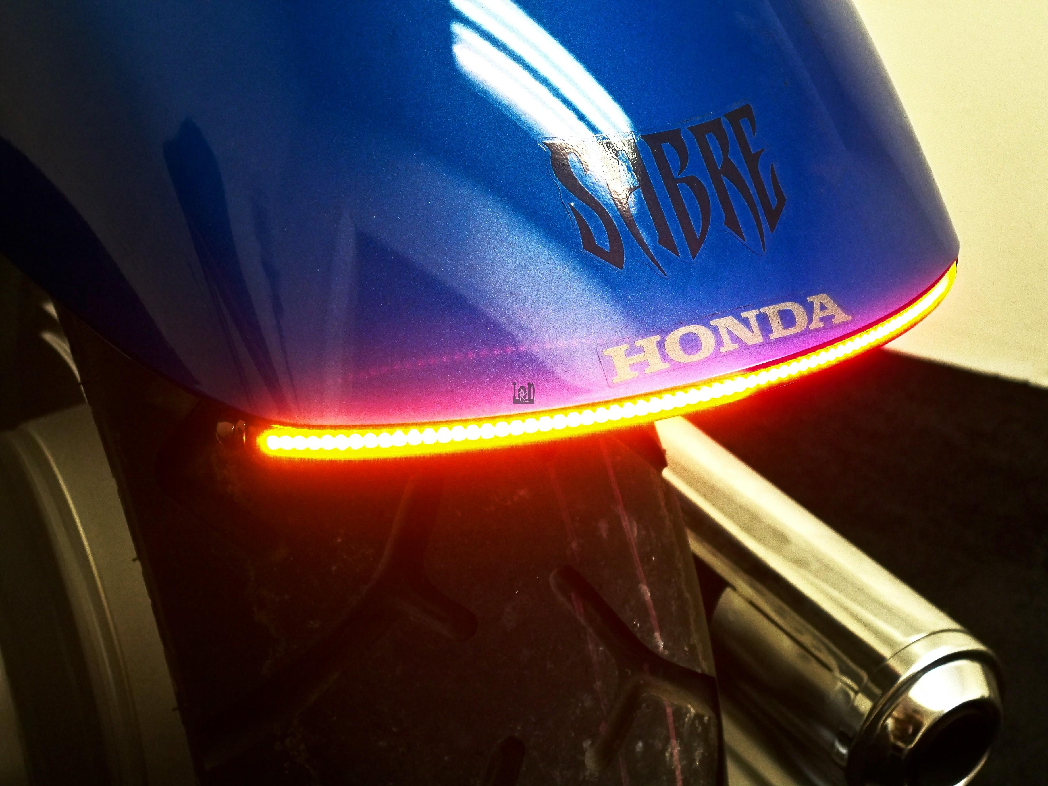 Honda Fury Brake