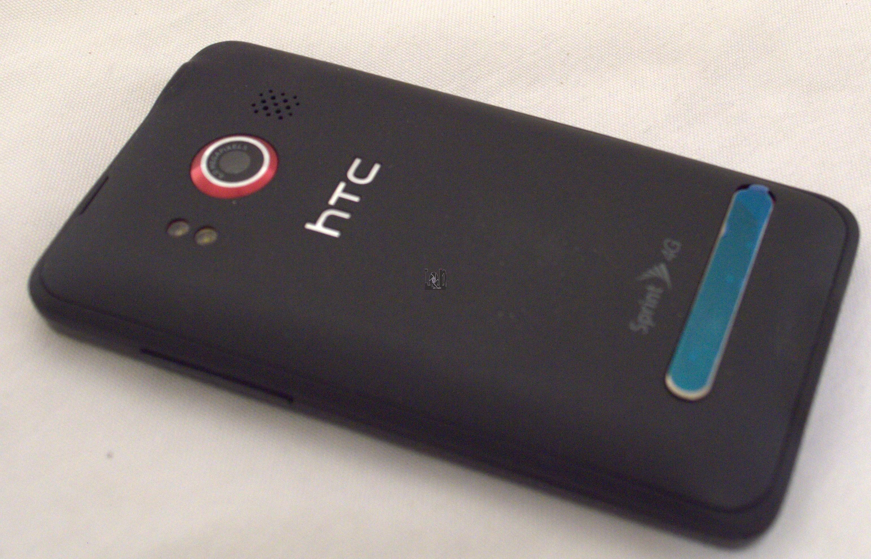 HTC EVO 4G AS-IS Smartphone  Sprint Freedompop PC36100