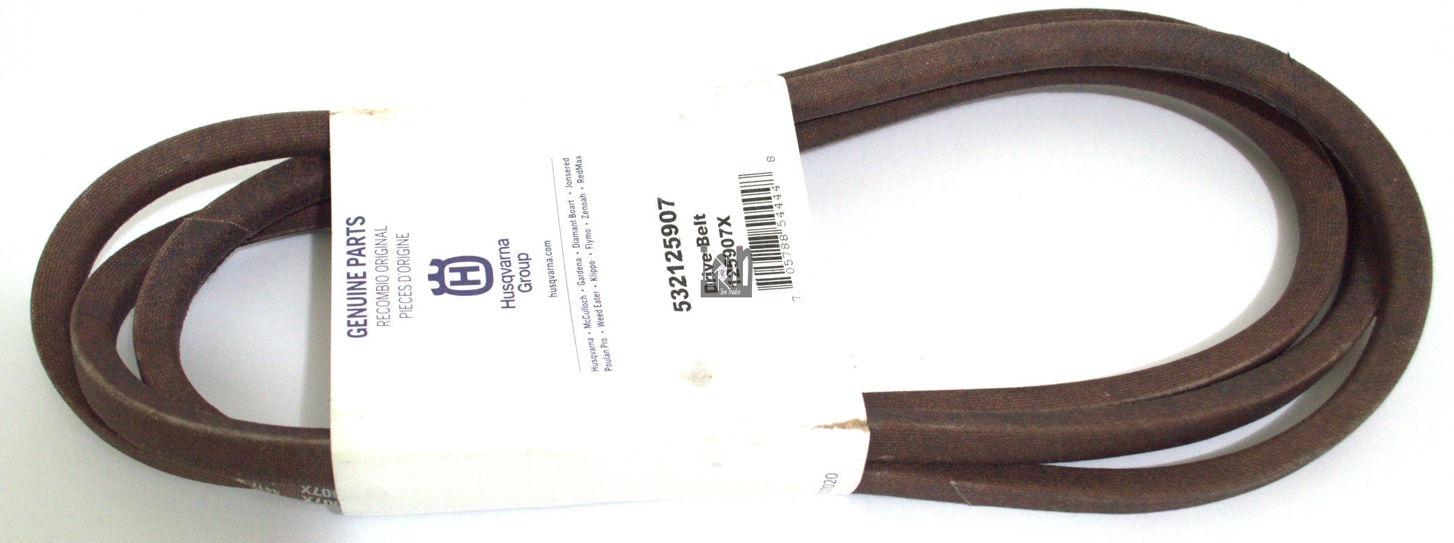 Husqvarna OEM Lawnmower Drive Belt 125907X 532125907 AYP Craftsman Parts