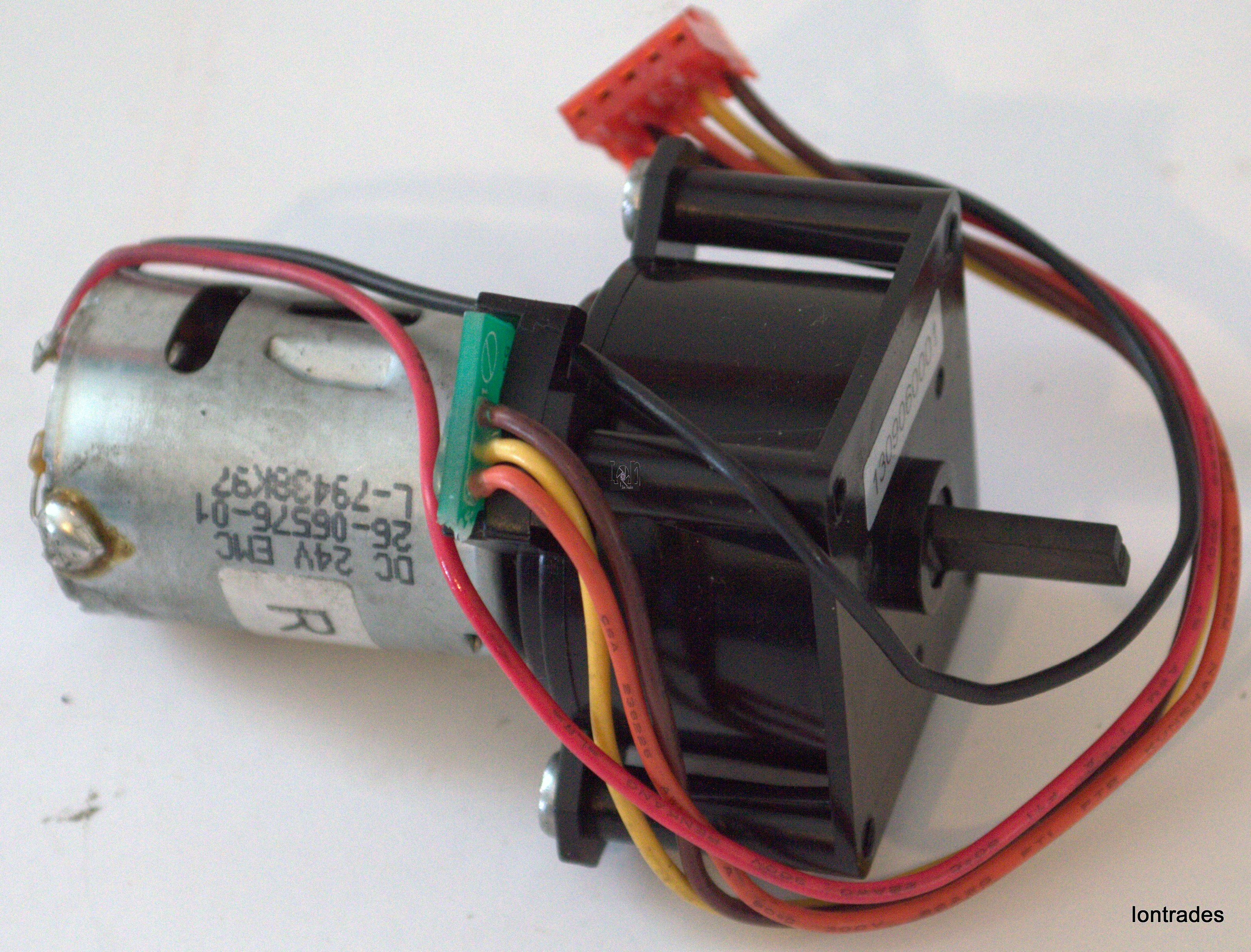HydroSystems Sprite III Replacement Pump Motor DM700 Parts