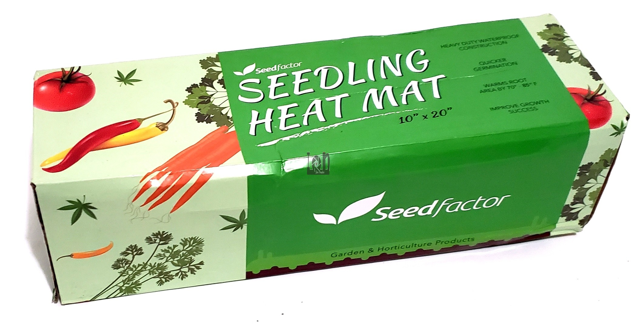 """MET Seedling Starting Heat Mat 10"""" x 20"""""""