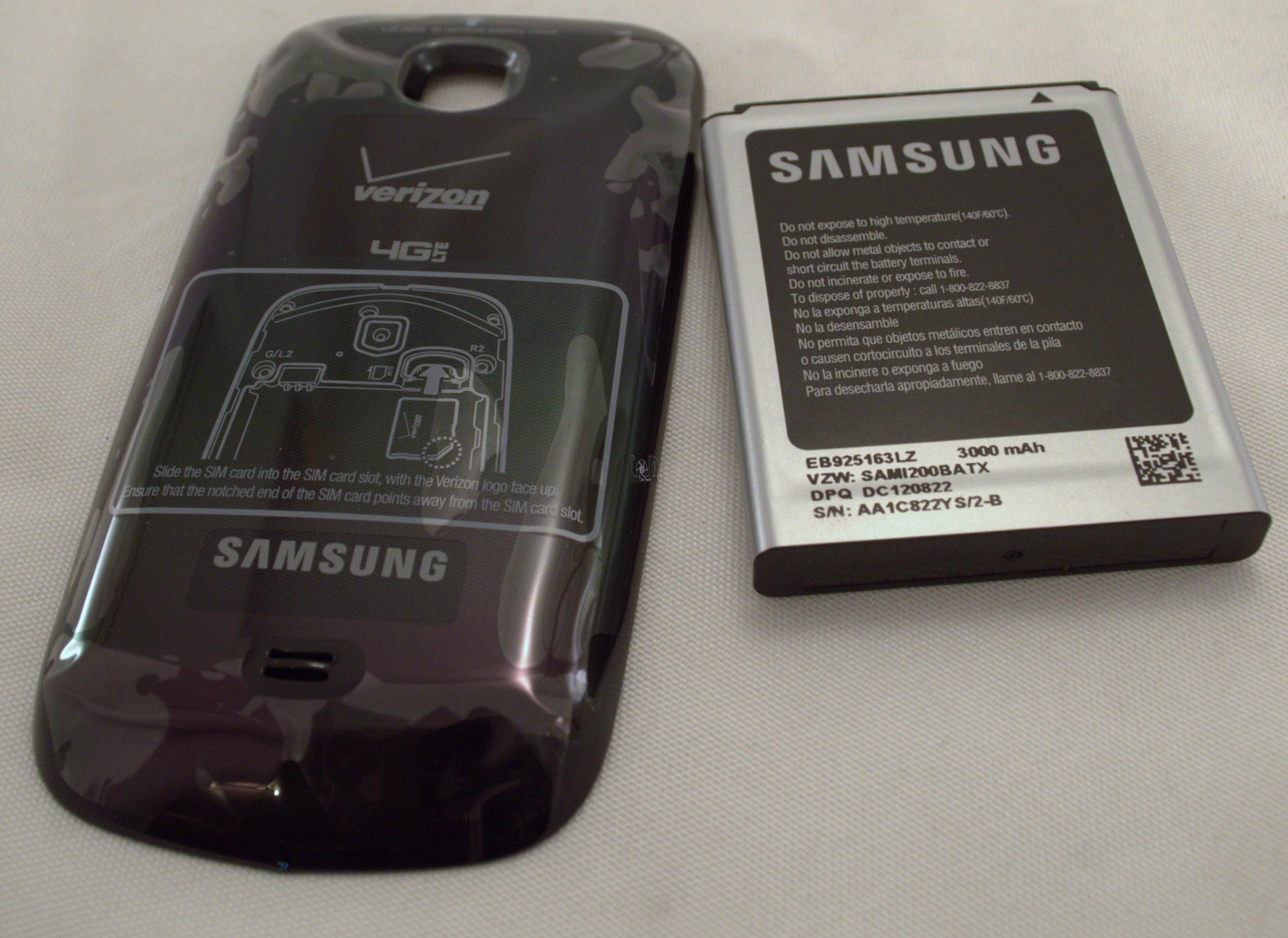 NEW OEM Samsung EB925163LZ Galaxy Steller Extended Battery 3000mAh