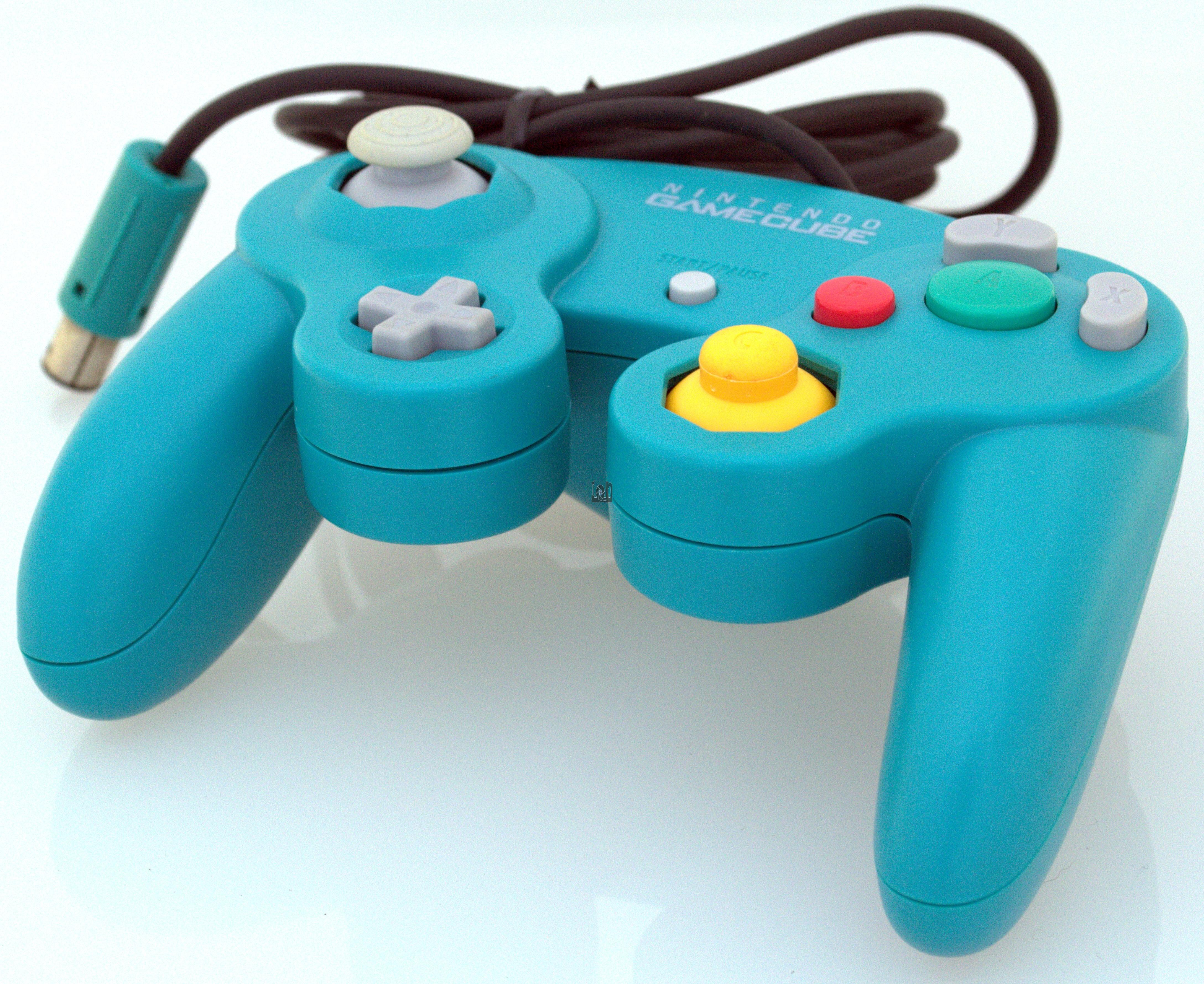 Nintendo Gamecube Green Controller DOL-003 EXCELLENT