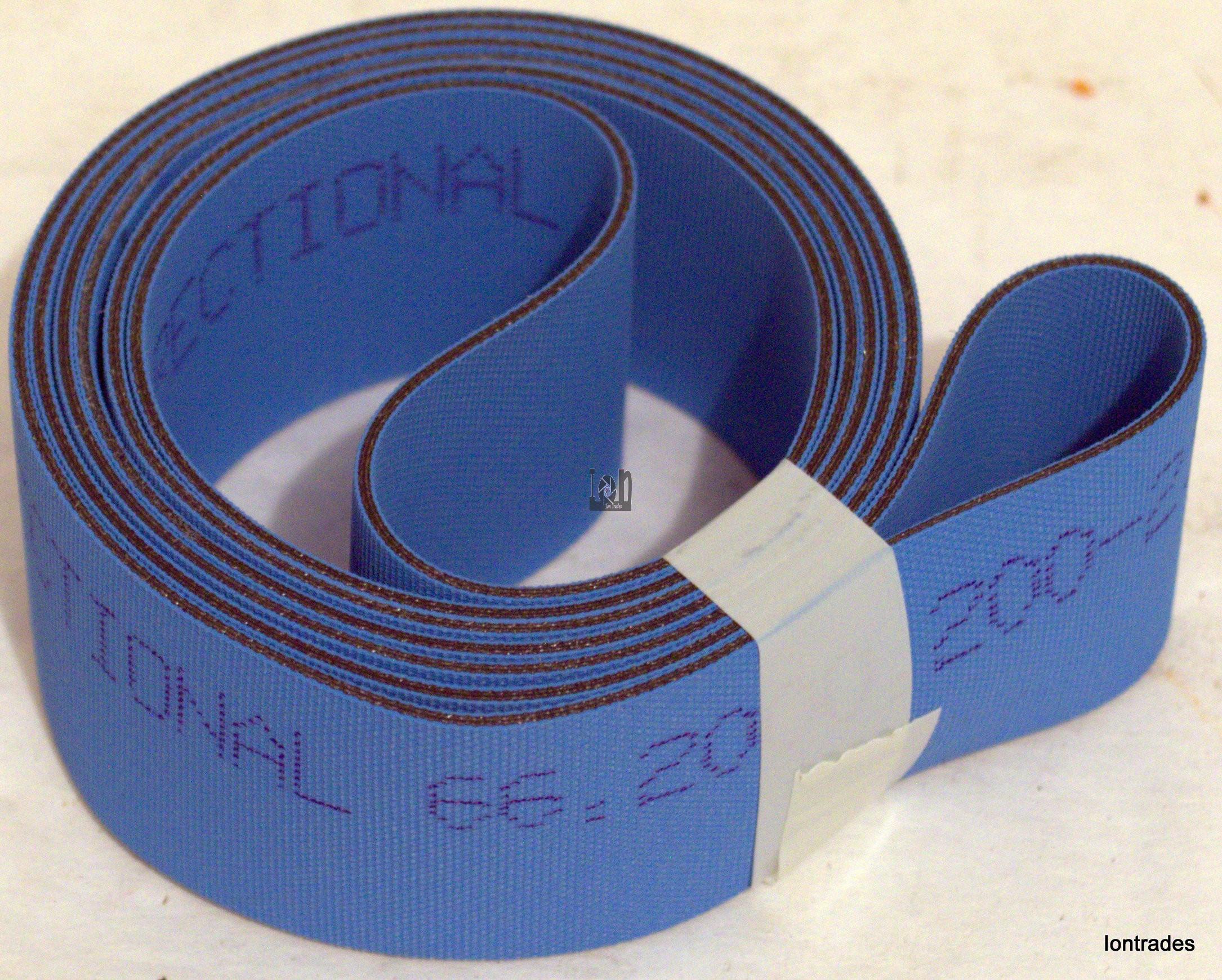 "Nitta Power Transmission Belt L-250 30mm Bi-Directional 45"""