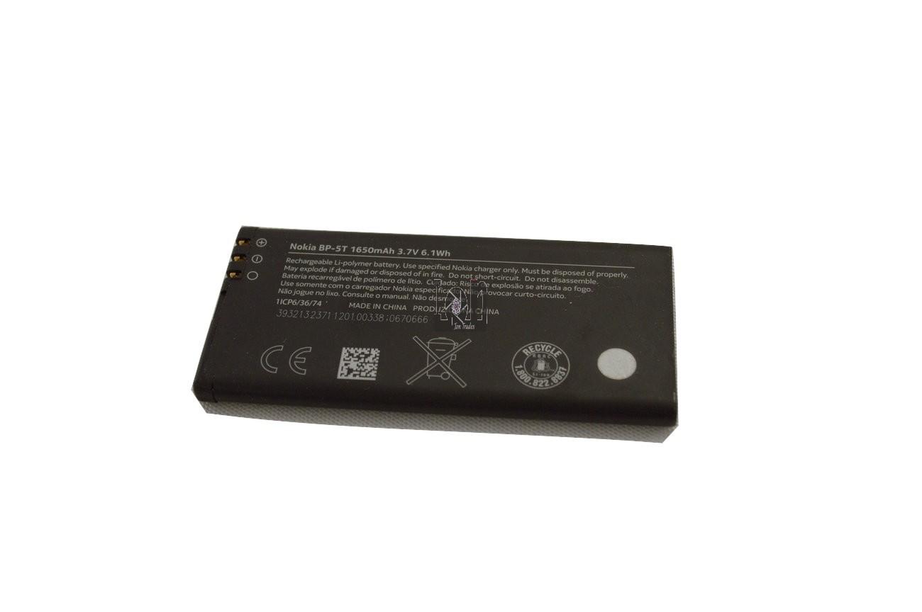 Nokia BP-5T  Battery OEM 1650mAh Lumia 820 Arrow 825