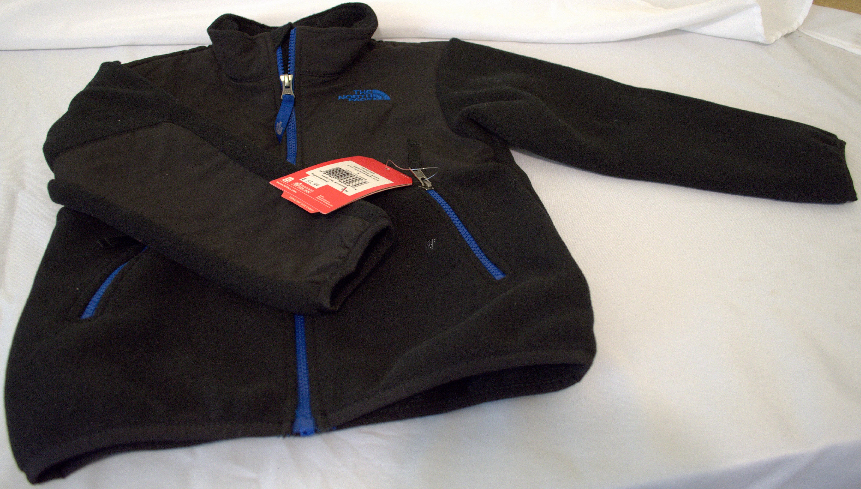 North Face Boys S Jacket Denali Fleece Blue Boys (5)