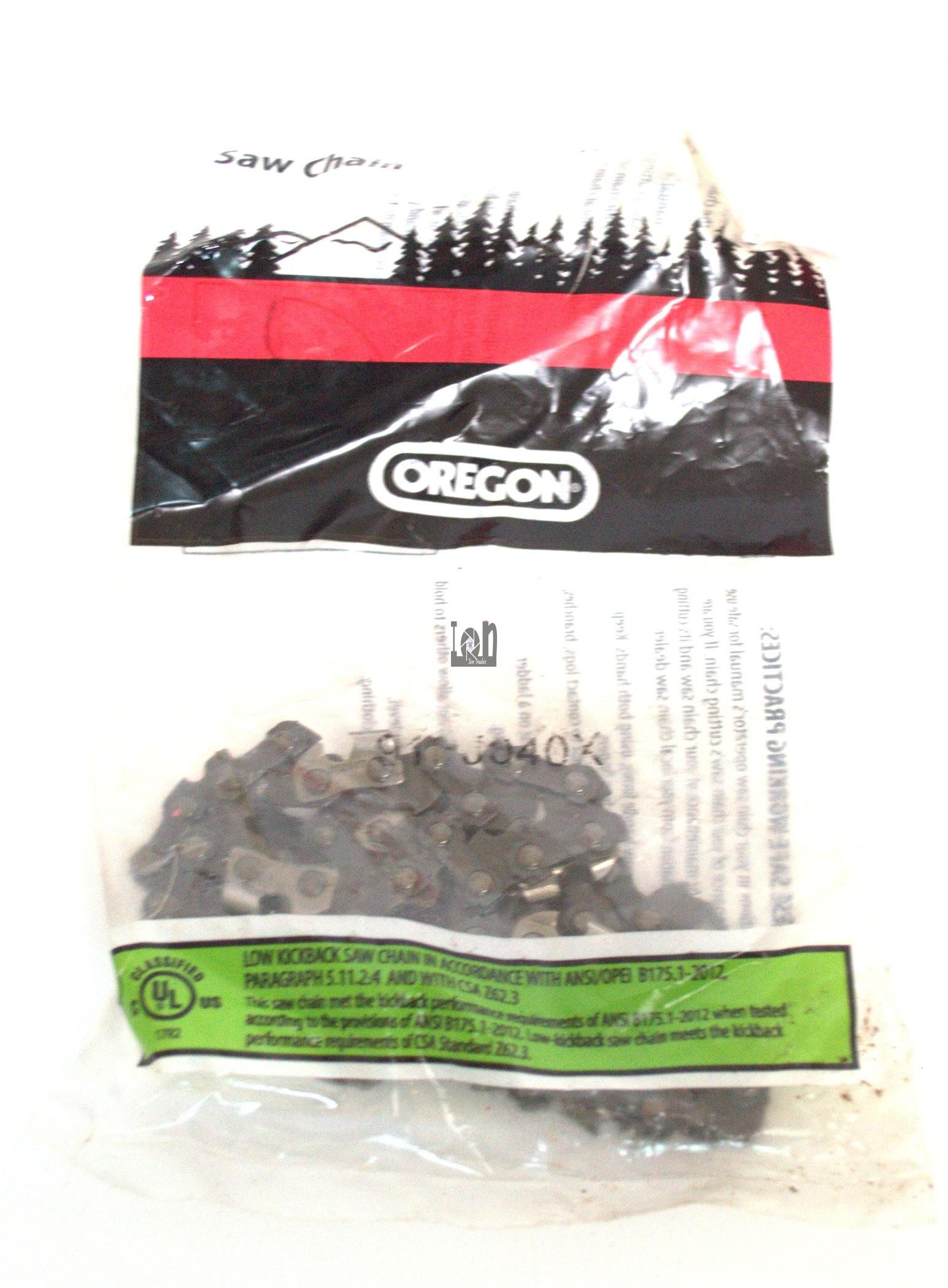 "Oregon 91PJ040X 10"" Chainsaw Chain Pole Saw Parts WEN 40421 Sunjoe"
