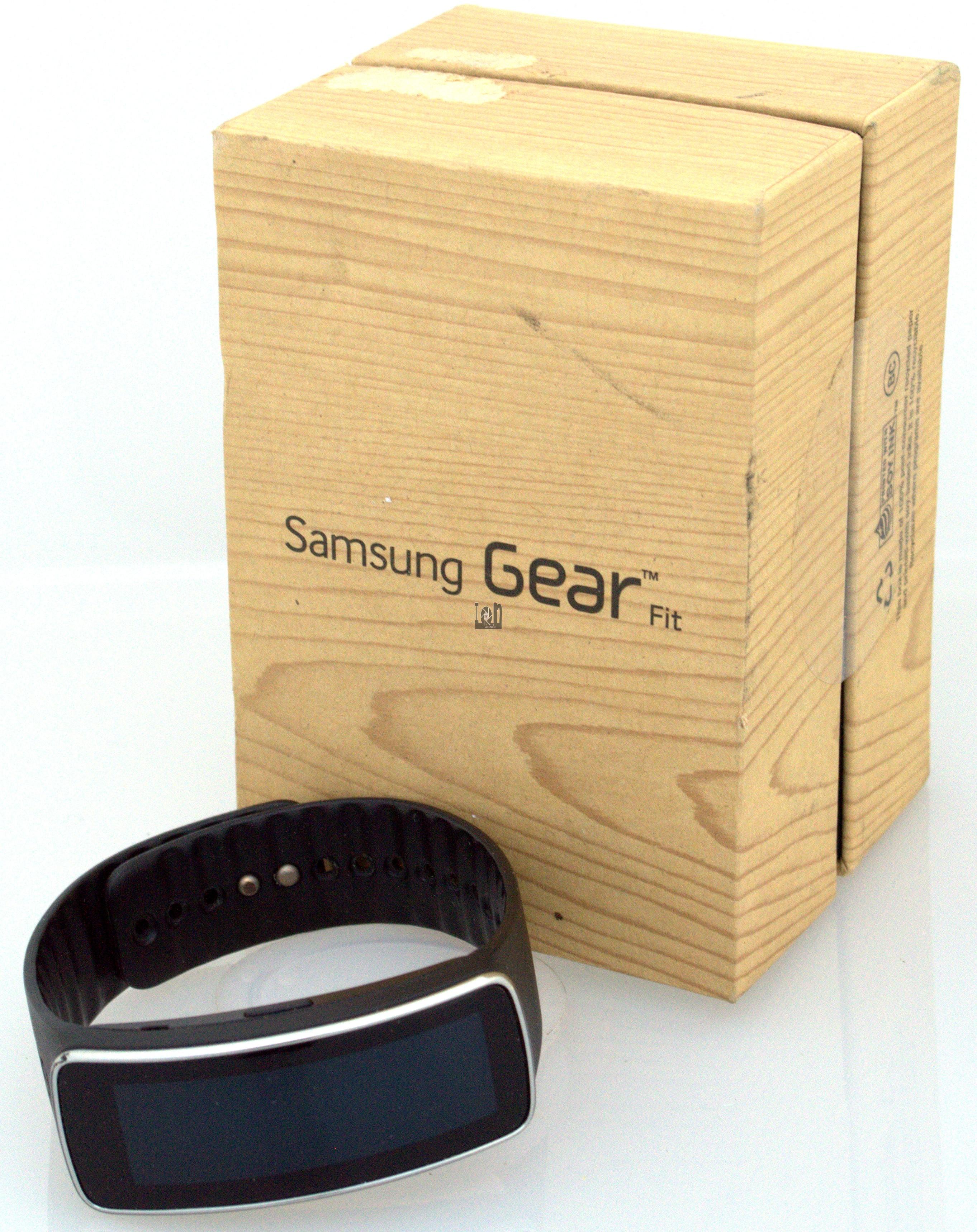 Samsung Galaxy Gear Fit Smart Watch SM-R350