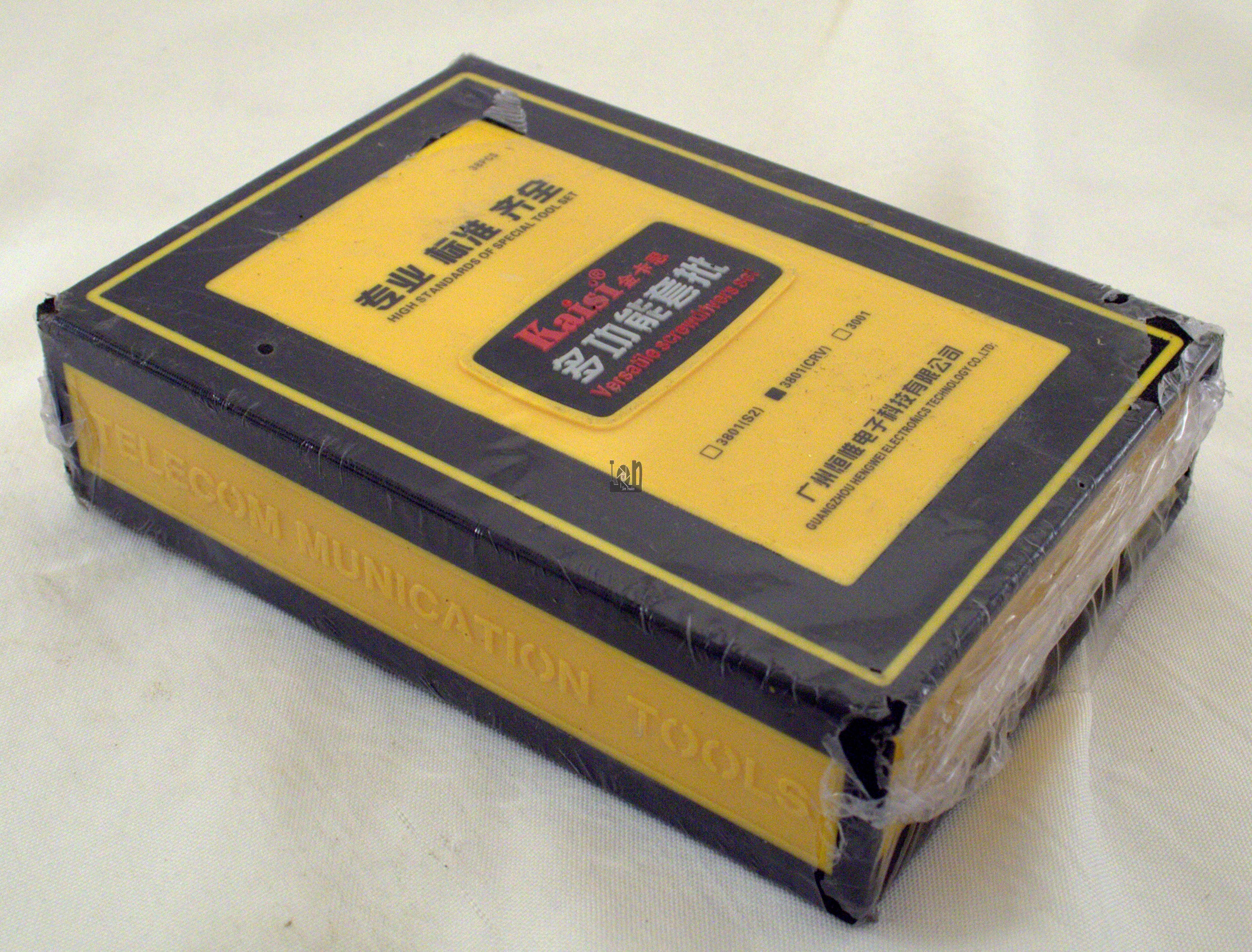 Small Electronics Repair Kit 38-in-1 Precision Screwdriver Tool Set