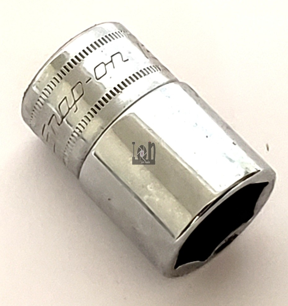 "Snap-On Tools TWM18 18mm Socket 1/2"" Drive Metric 6pt"