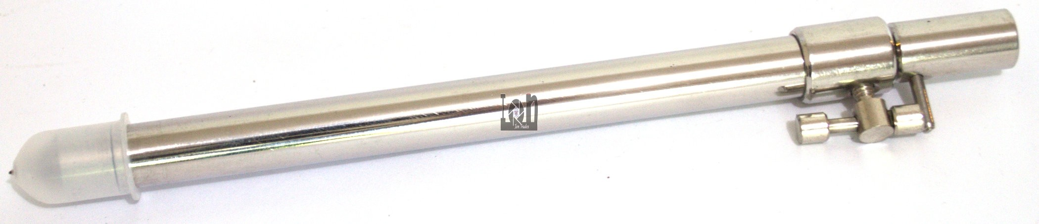 Stainless Steel Bank Stick Fishing Supplies 20-35cm T-Lock