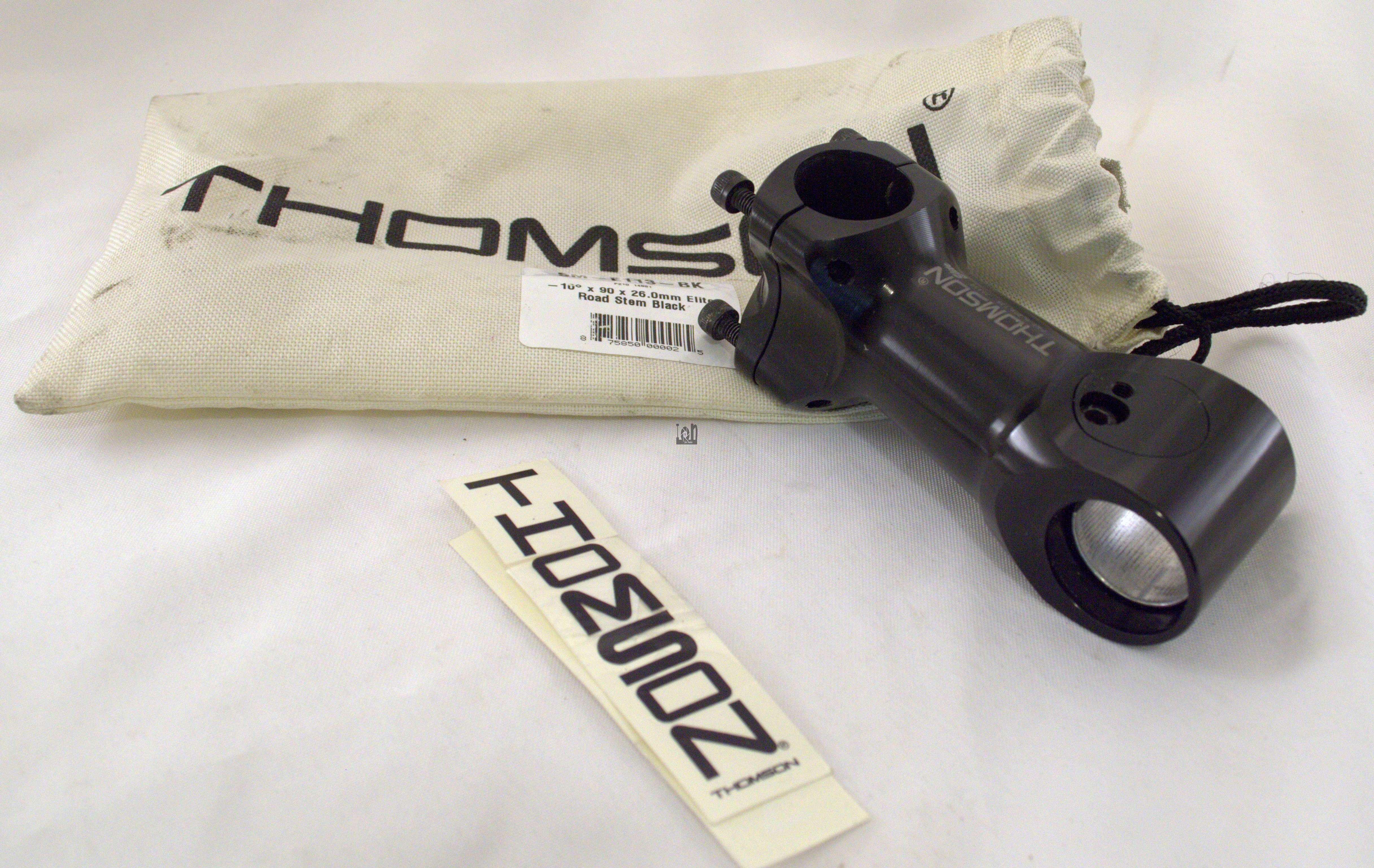 Thomson Road Stem Bicycle Parts 90mm x 26mm 10Degree