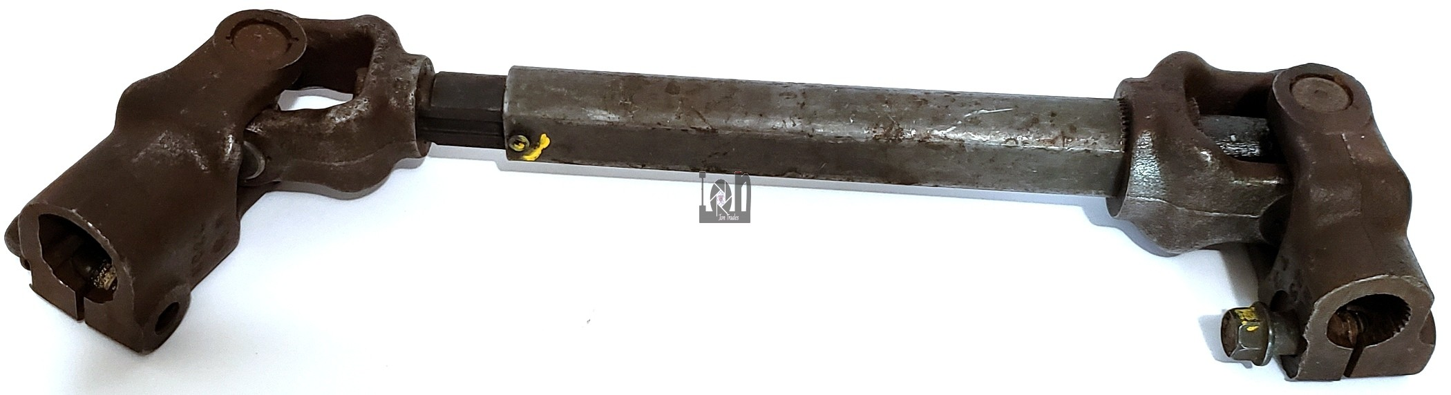 "Unknown Drive Shaft dbl Jointed 15.5"" x 21"" ATV UTV Cart Rat Rod Buggy Parts"