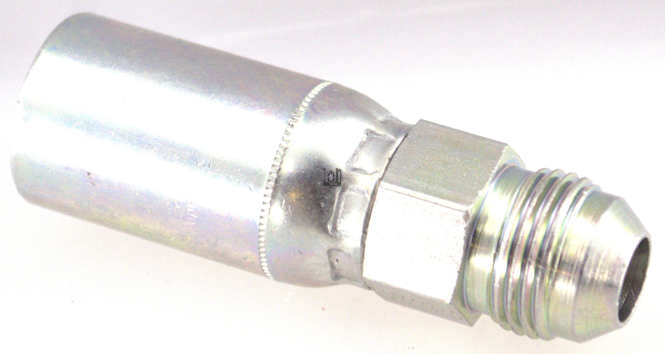 Vari crimp hydraulic fitting coupler jic  male