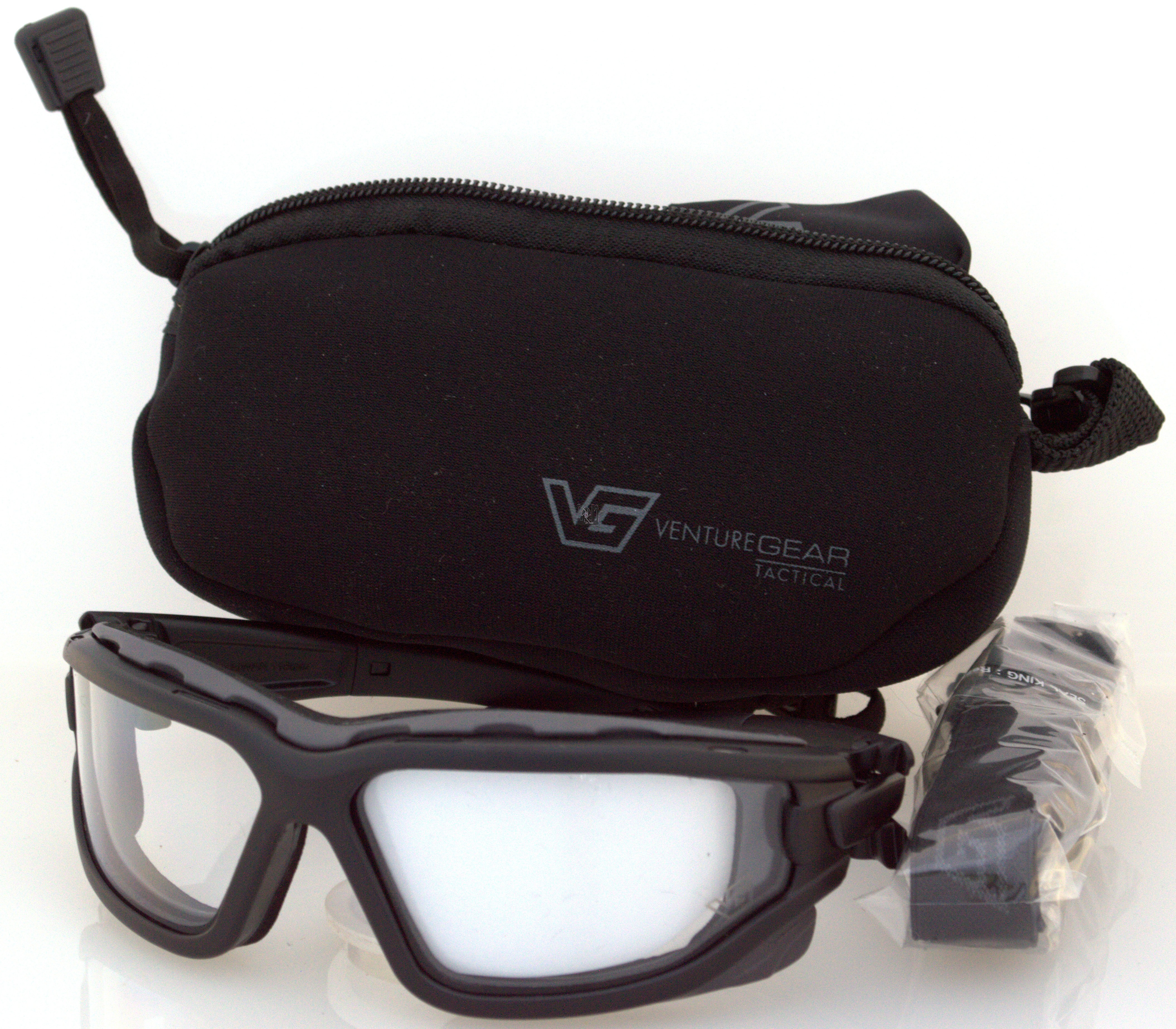 Venture Tactical Gear Pyramex Safety Shooting Glasses Goggles Clear