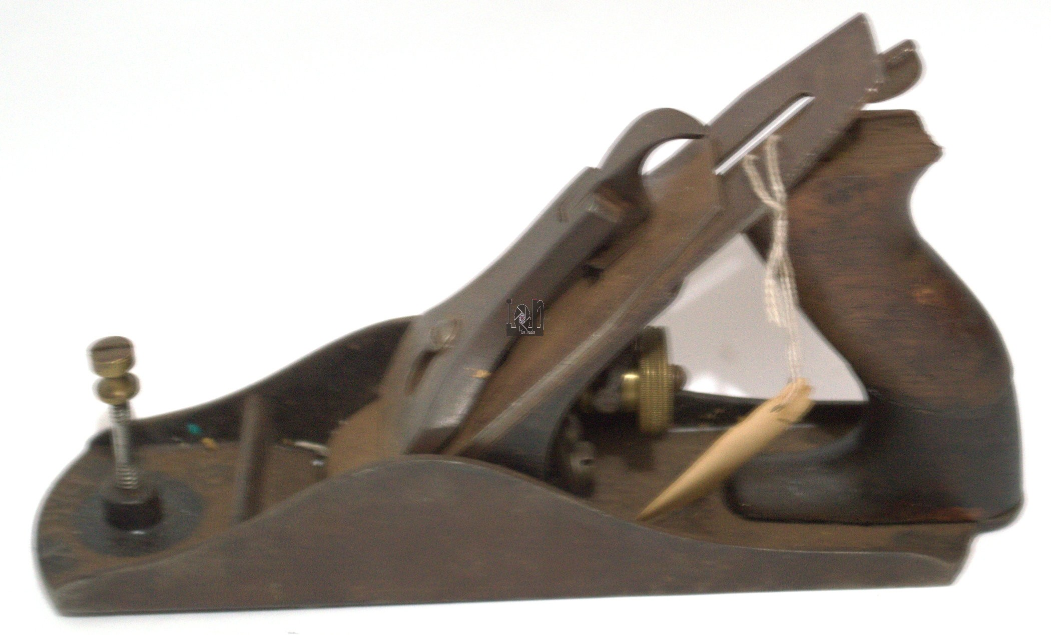 Vintage Stanley Bailey No 4 Blane Hand Plane Woodworking Tools SW Antique