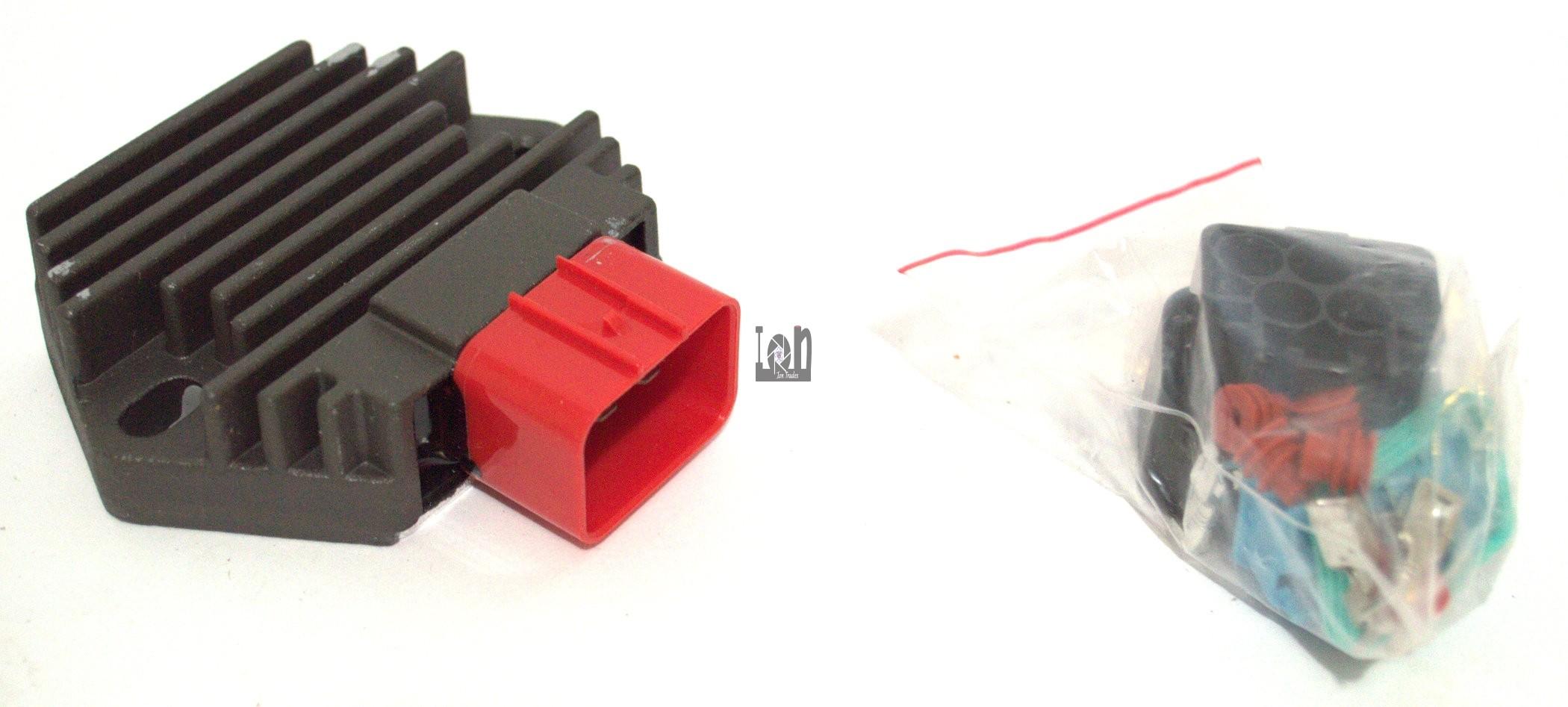 Voltage Regulator FITS Honda TRX Fourtrax Foreman Rancher RTE020-900013