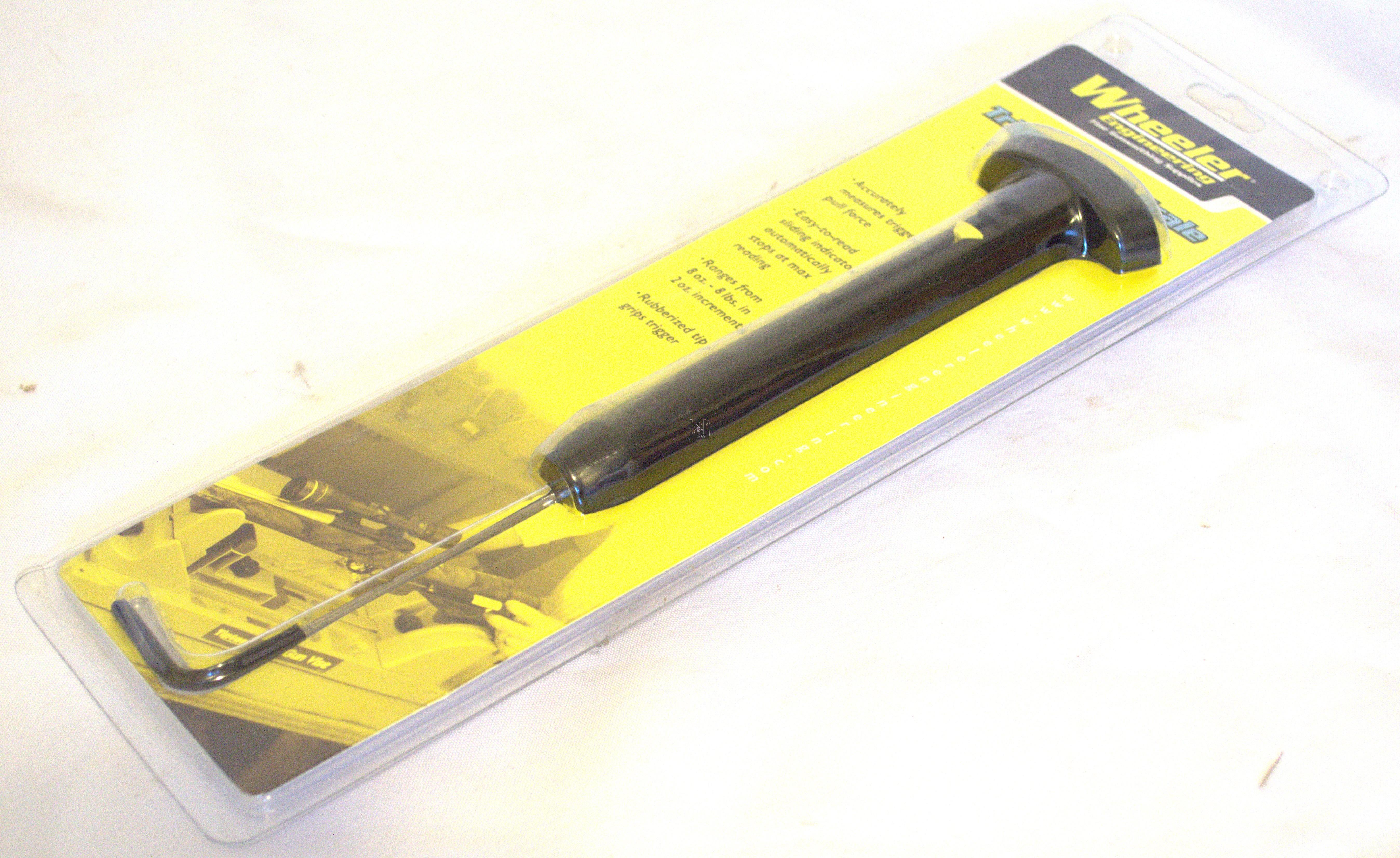 Wheeler Trigger Pull Scale 309-888 Gunsmithing