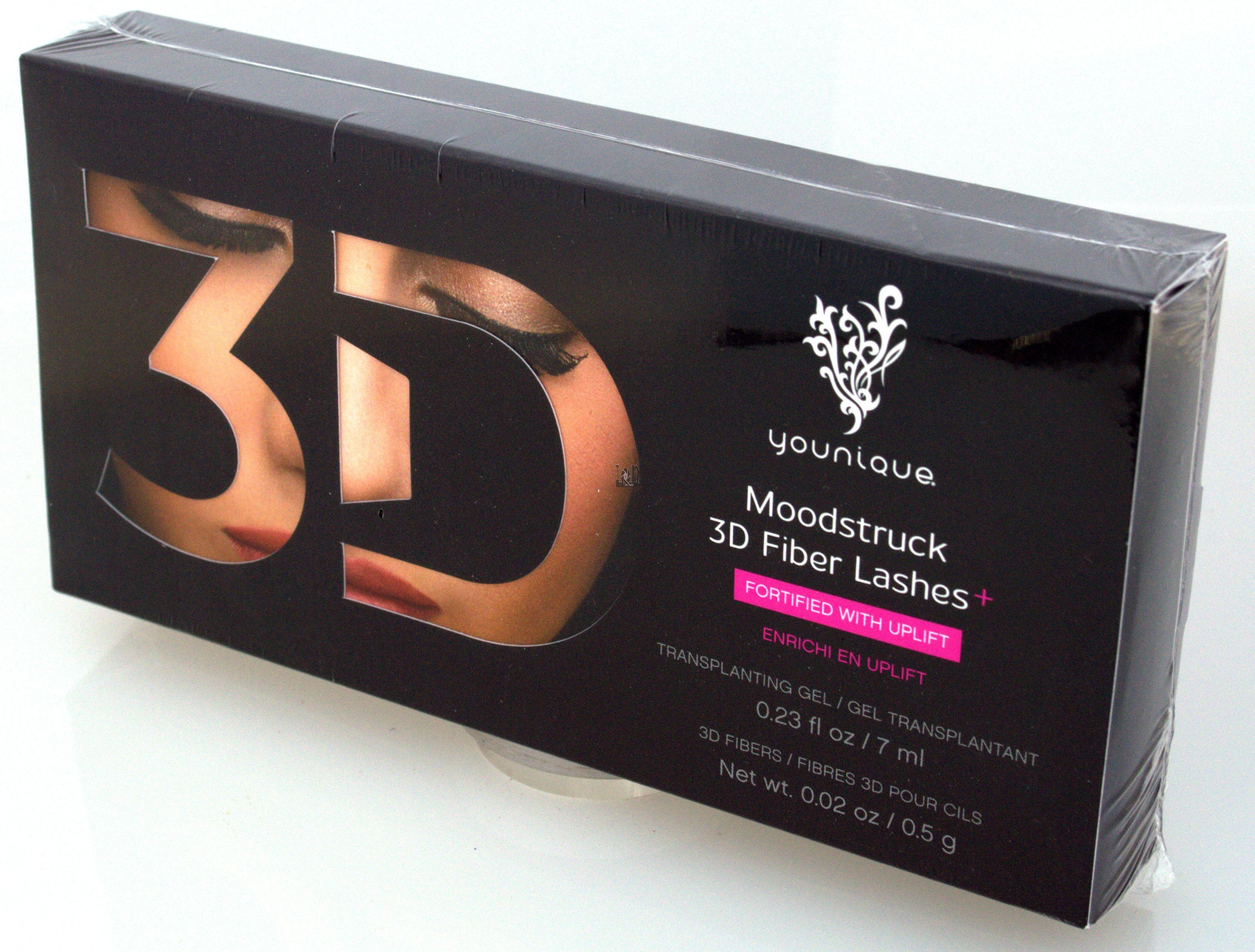 Younique 3D Fiber Lashes Moonstruck Mascara Sealed Pack