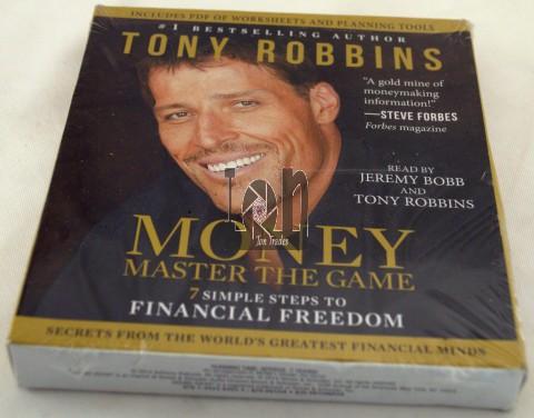 Tony Robbins Master The Game Pdf