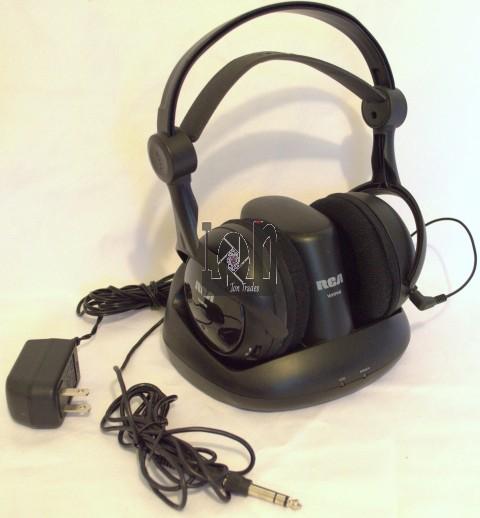 WHP141 Wireless Headphones 900MHZ Stereo