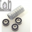 10pc 625RS Ball Bearing 5mm Bore x 16mm OD x fmm W Sealed Bearings