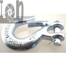 """1/4"""" G70 Clevis Hook Heavy Duty Steel Tow Chain Hook"""